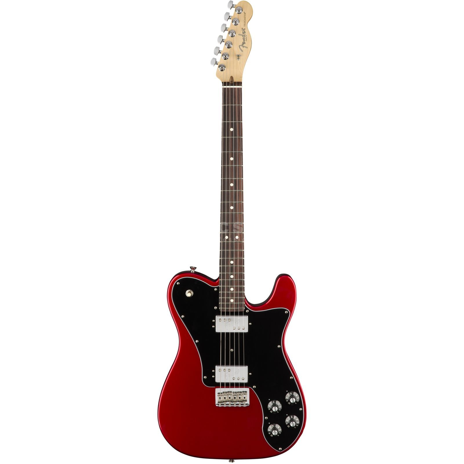 Fender American Professional Telecaster Deluxe ShawBucker RW Candy Apple Red Product Image