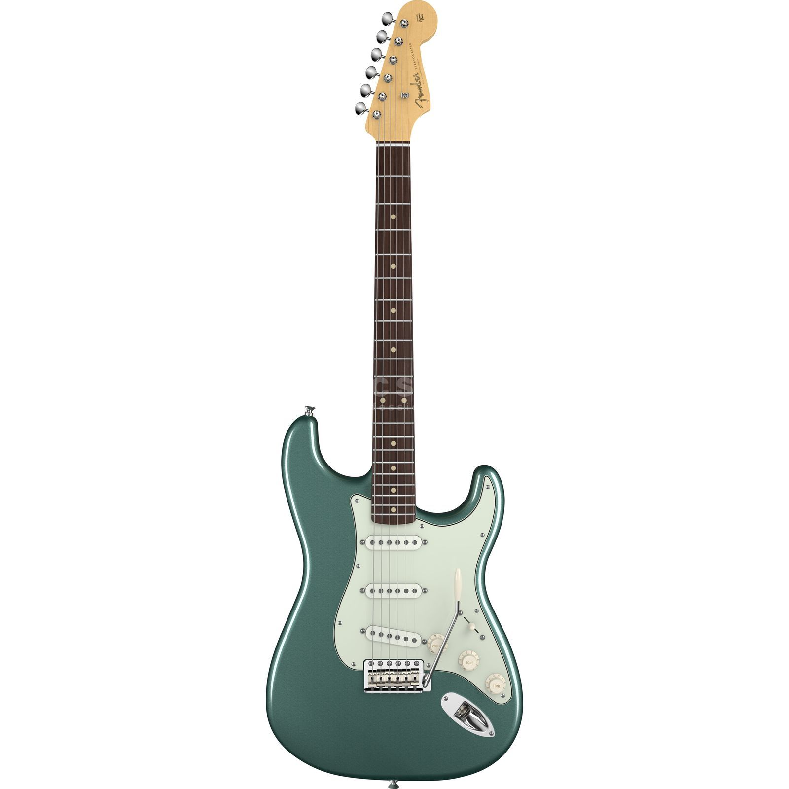 Fender American Vintage '59 Stratocaster RW SGM Sherwood Green Metallic Product Image