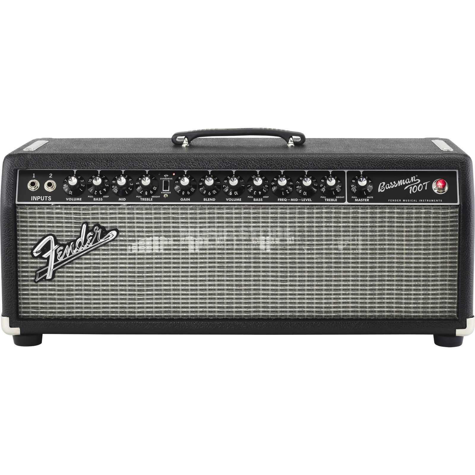 Fender basman 100T Head  Productafbeelding