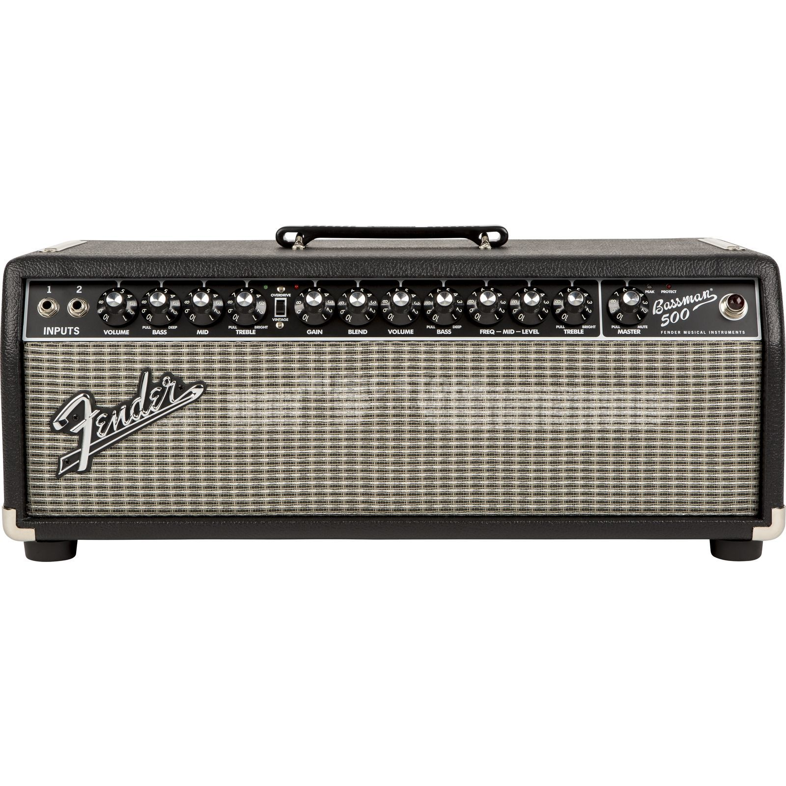 Fender basman 500 Head  Productafbeelding