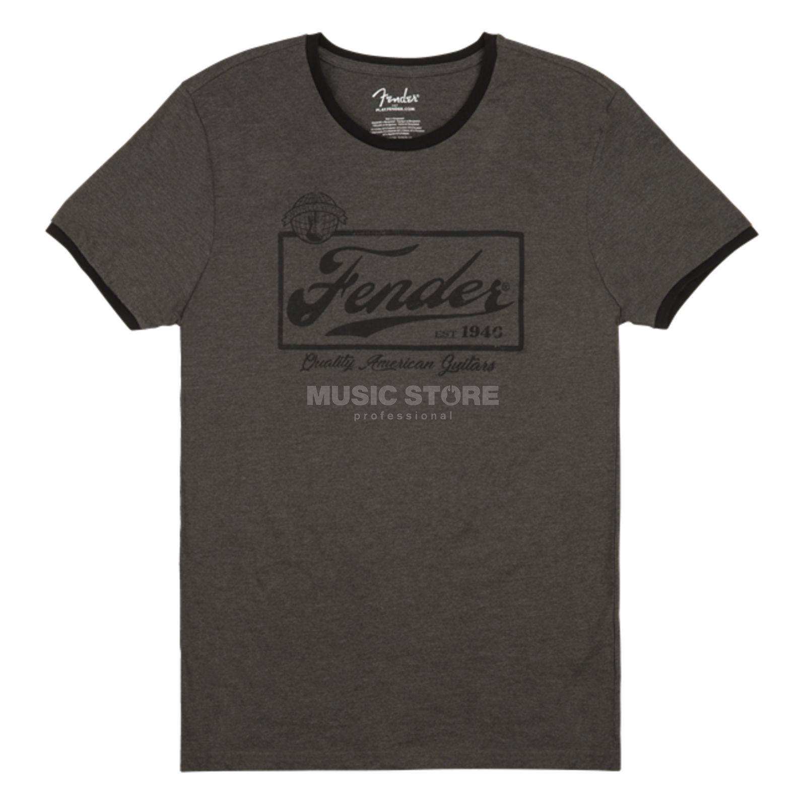 Fender Beer Label T-Shirt XXL Product Image