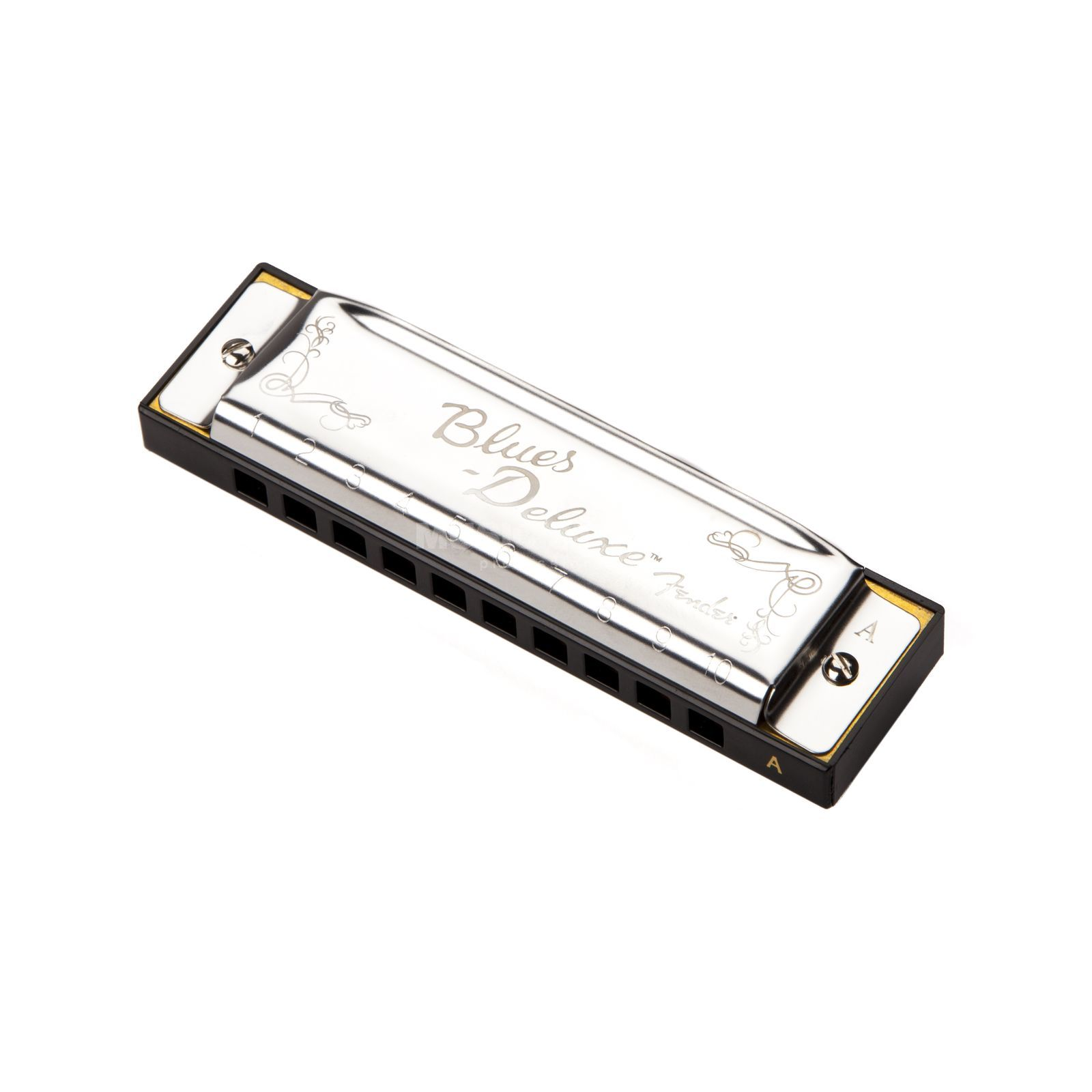 Fender Blues Deluxe Harmonica Key of A Изображение товара