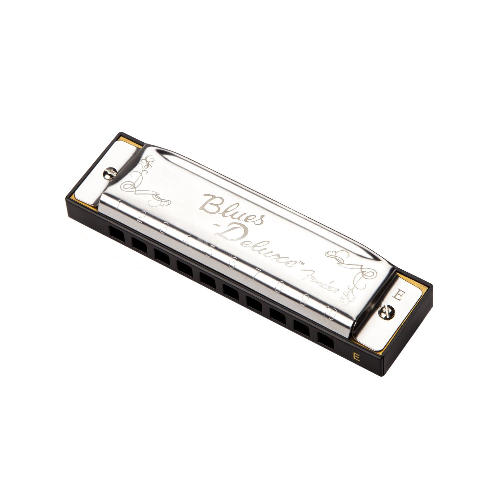 Fender Blues Deluxe Harmonica Key of E Product Image