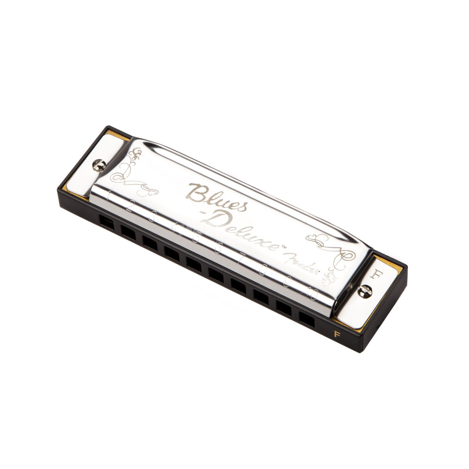 Fender Blues Deluxe Harmonica Key of F Изображение товара
