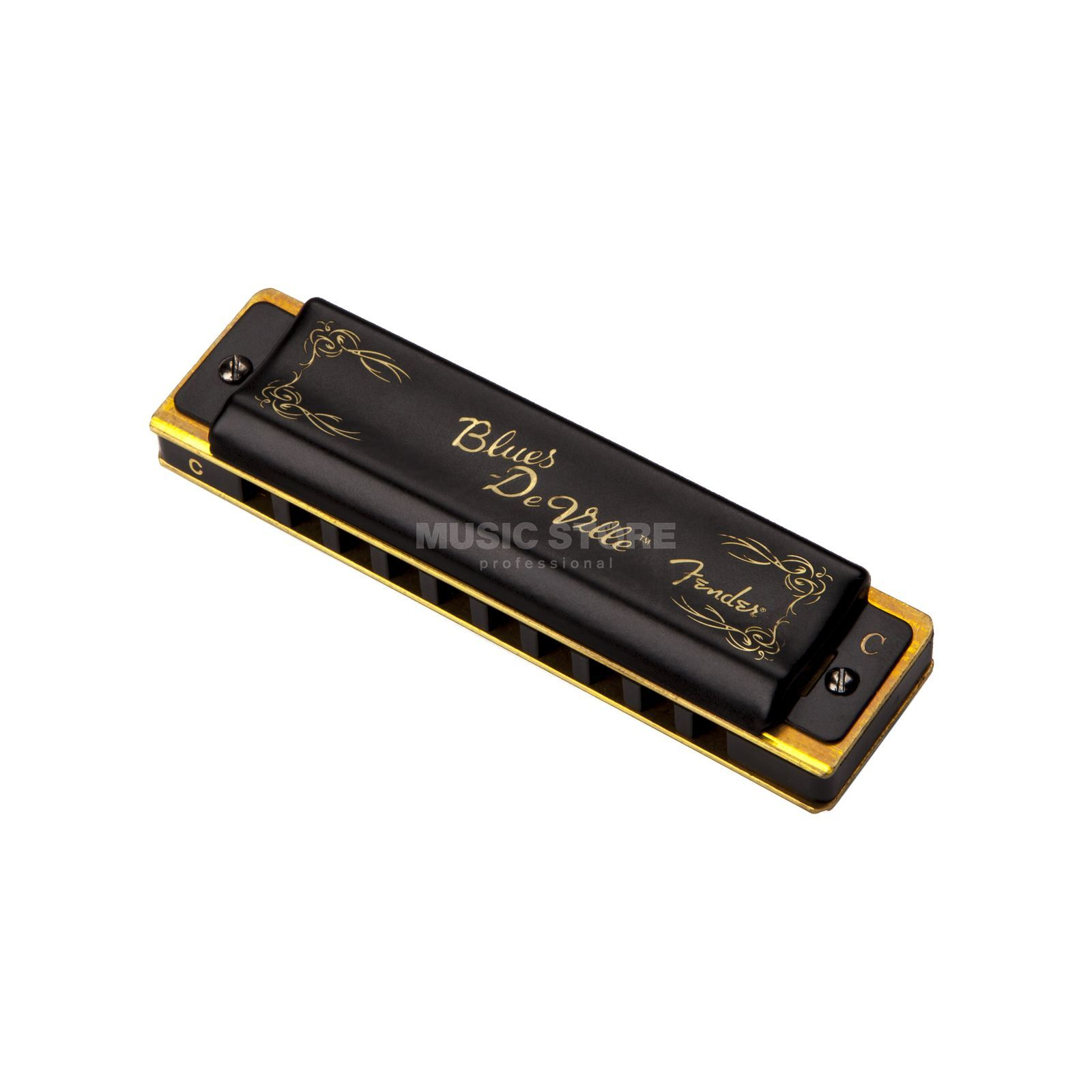 Fender Blues DeVille Harmonica Key of C Product Image