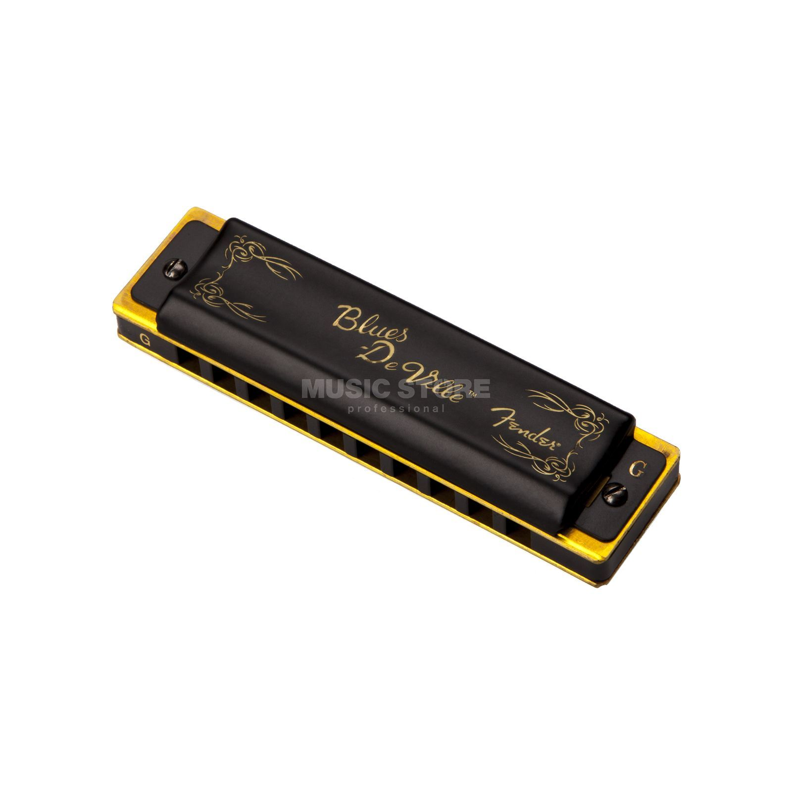 Fender Blues DeVille Harmonica Key of G Produktbillede