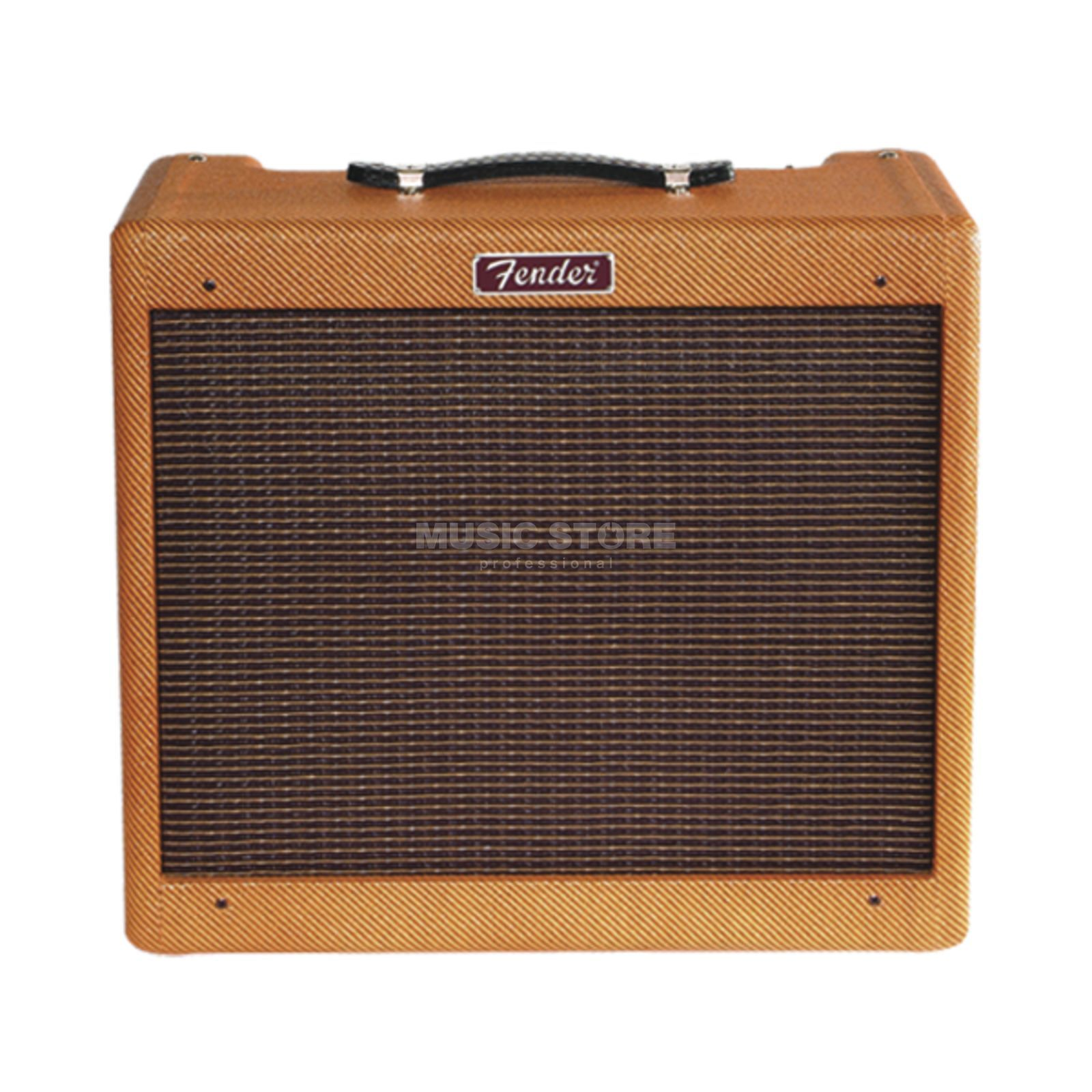 Fender Blues Junior Lacqeuered Tweed Produktbillede