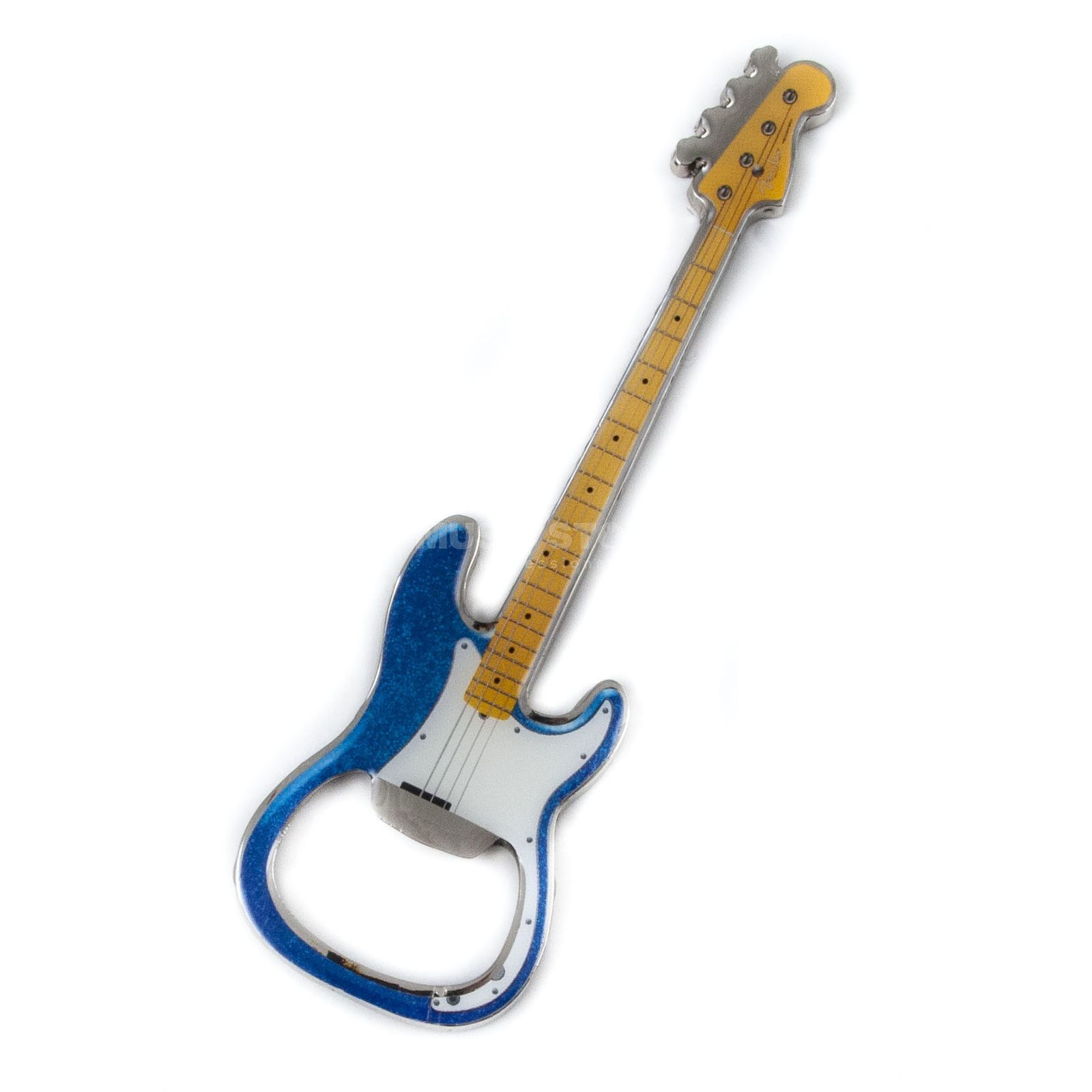 Fender Bottle Opener P-Bass Blue  Produktbild