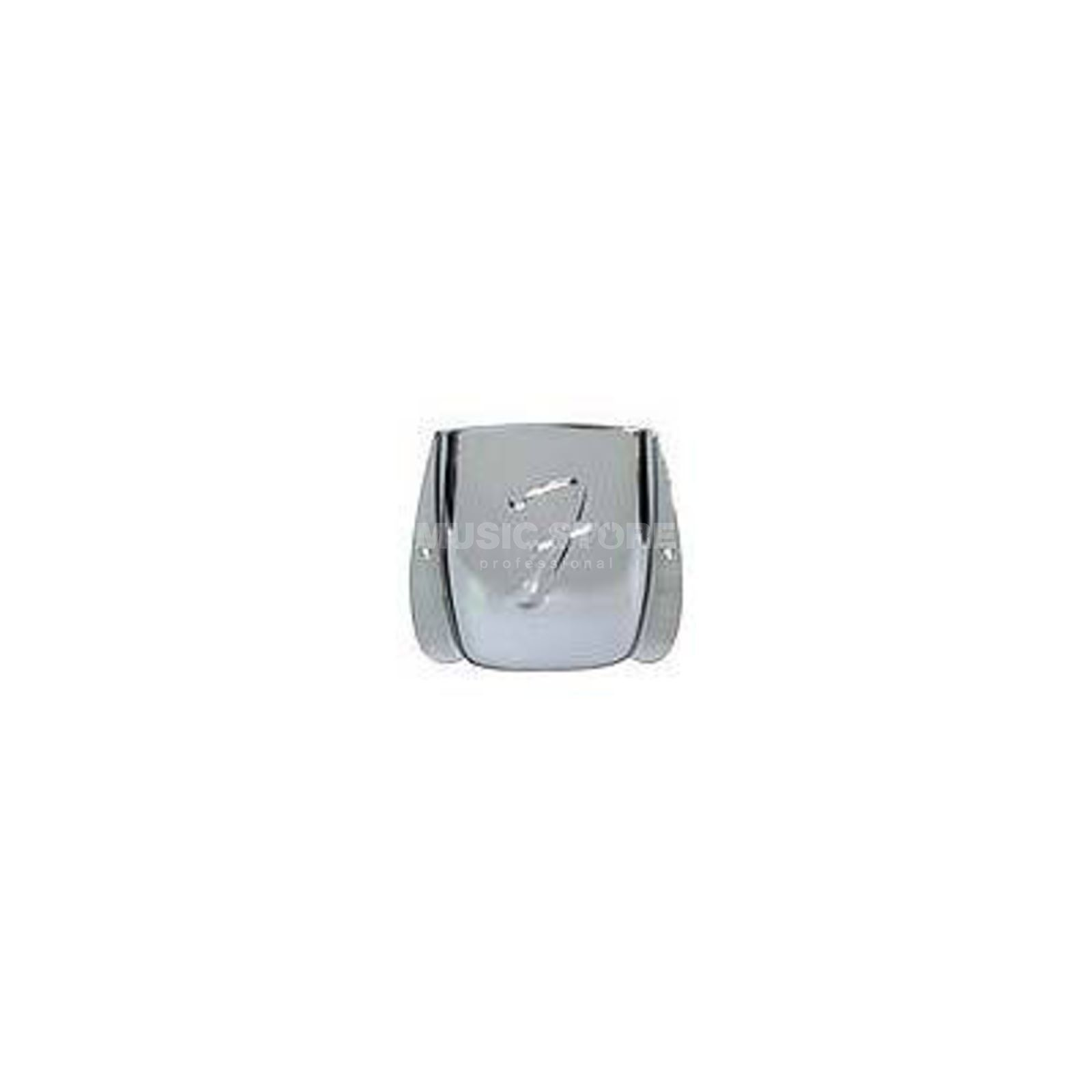 Fender Bridge Cover Jazz bas Chrome Productafbeelding