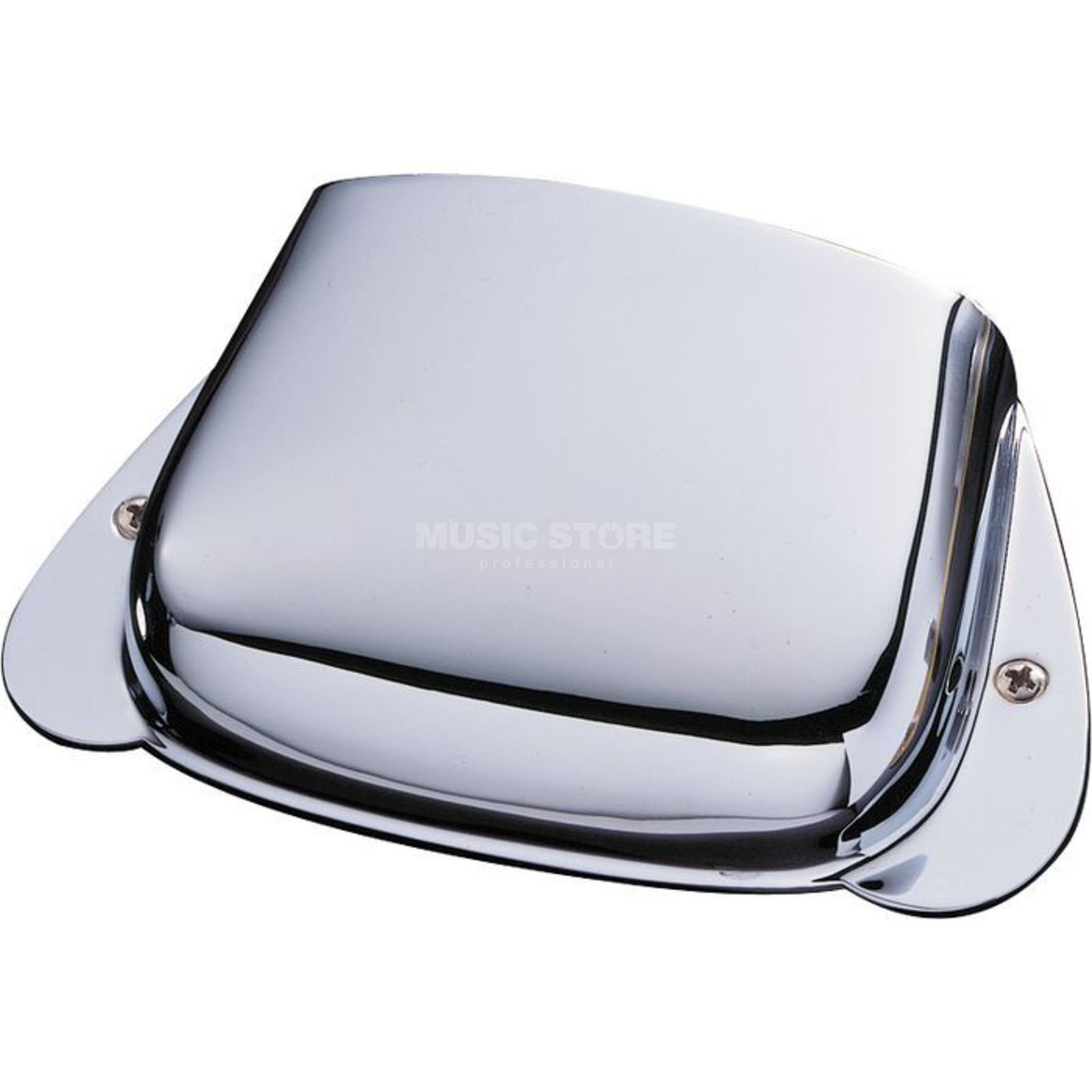 Fender Bridge Cover Precision Bass Chrome Produktbild