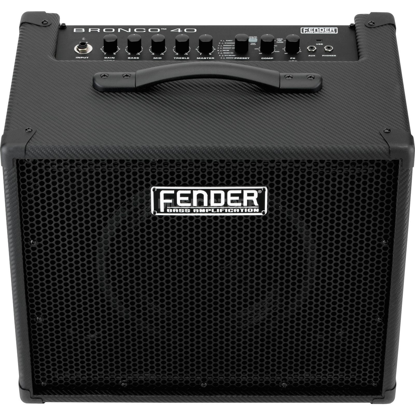 Fender Bronco 40 Bass Amp Combo    Product Image
