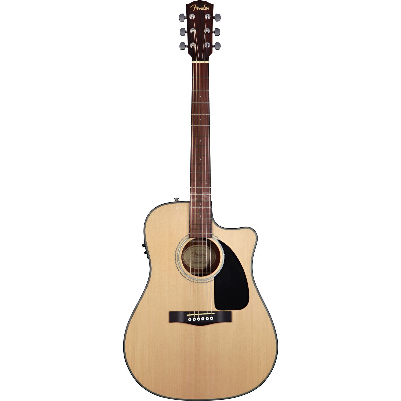 Fender CD-100 CE NAT Natural Produktbild
