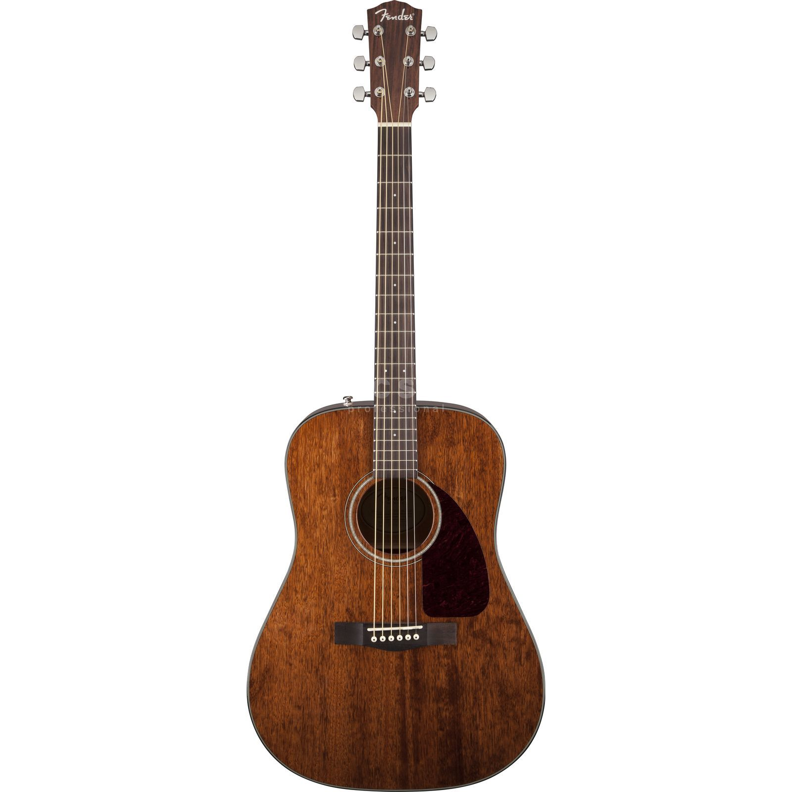 Fender CD-140 S All Mahogany Natural Highgloss Produktbillede
