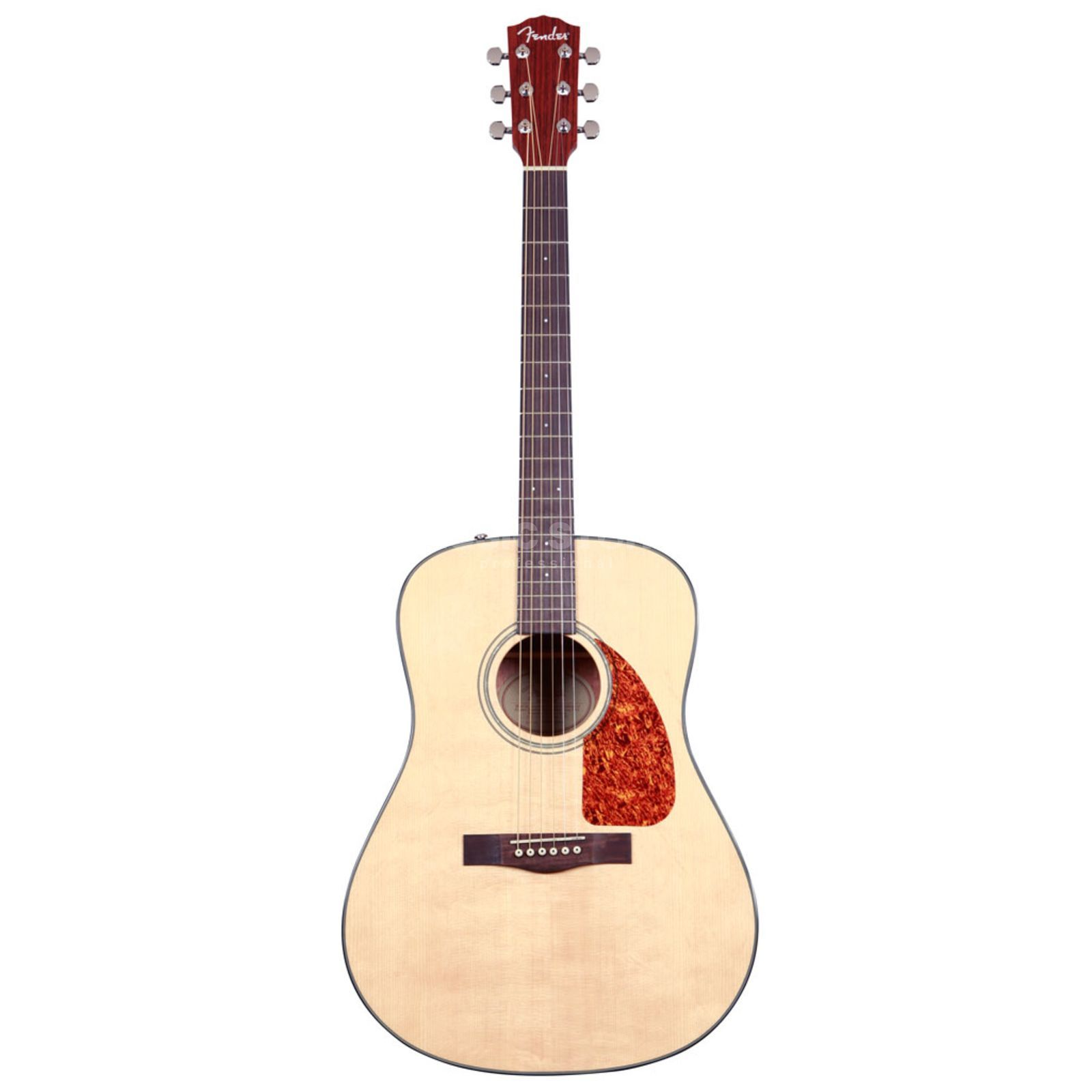 Fender CD-140S Natural Satin Produktbillede