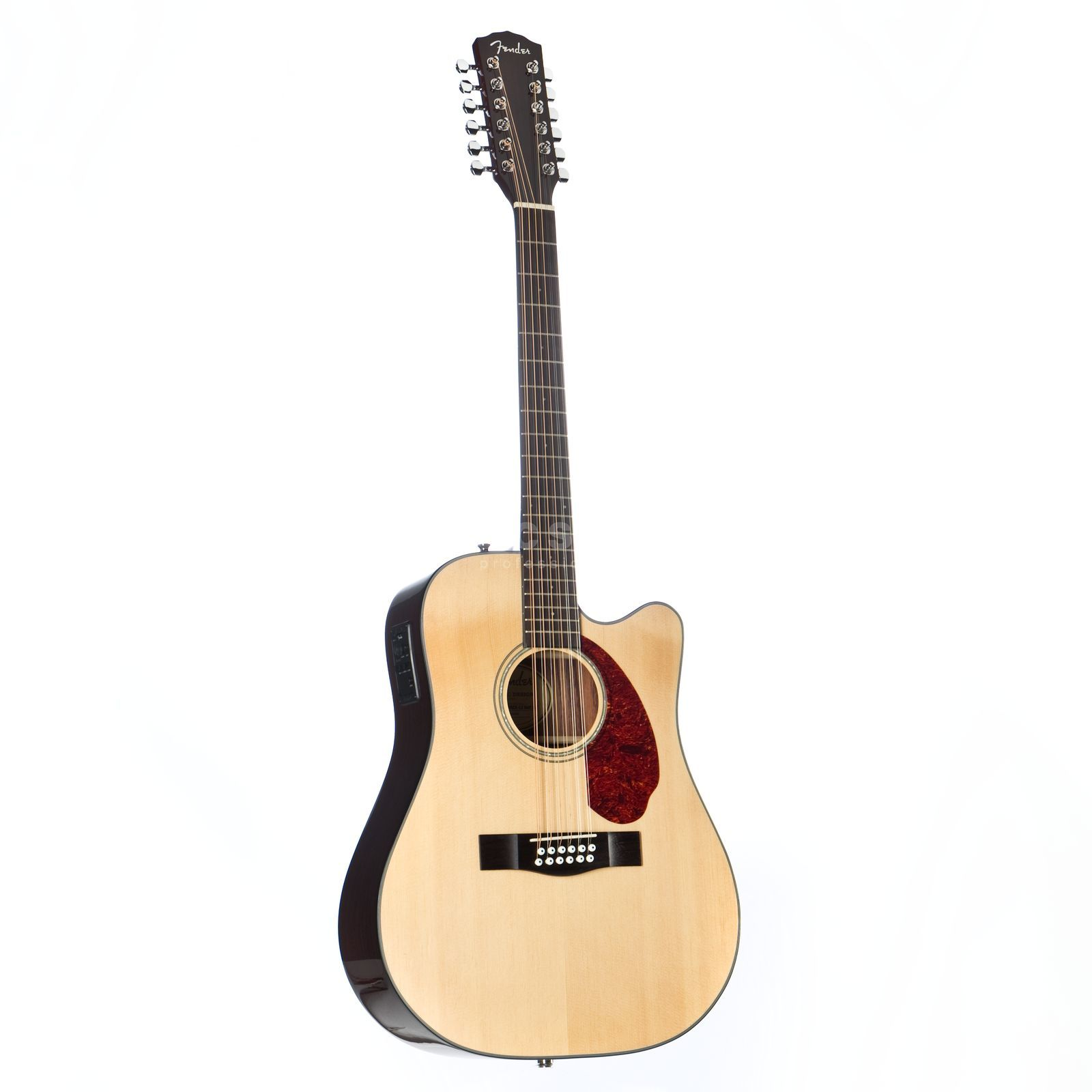 Fender CD-140SCE-12 NAT Product Image