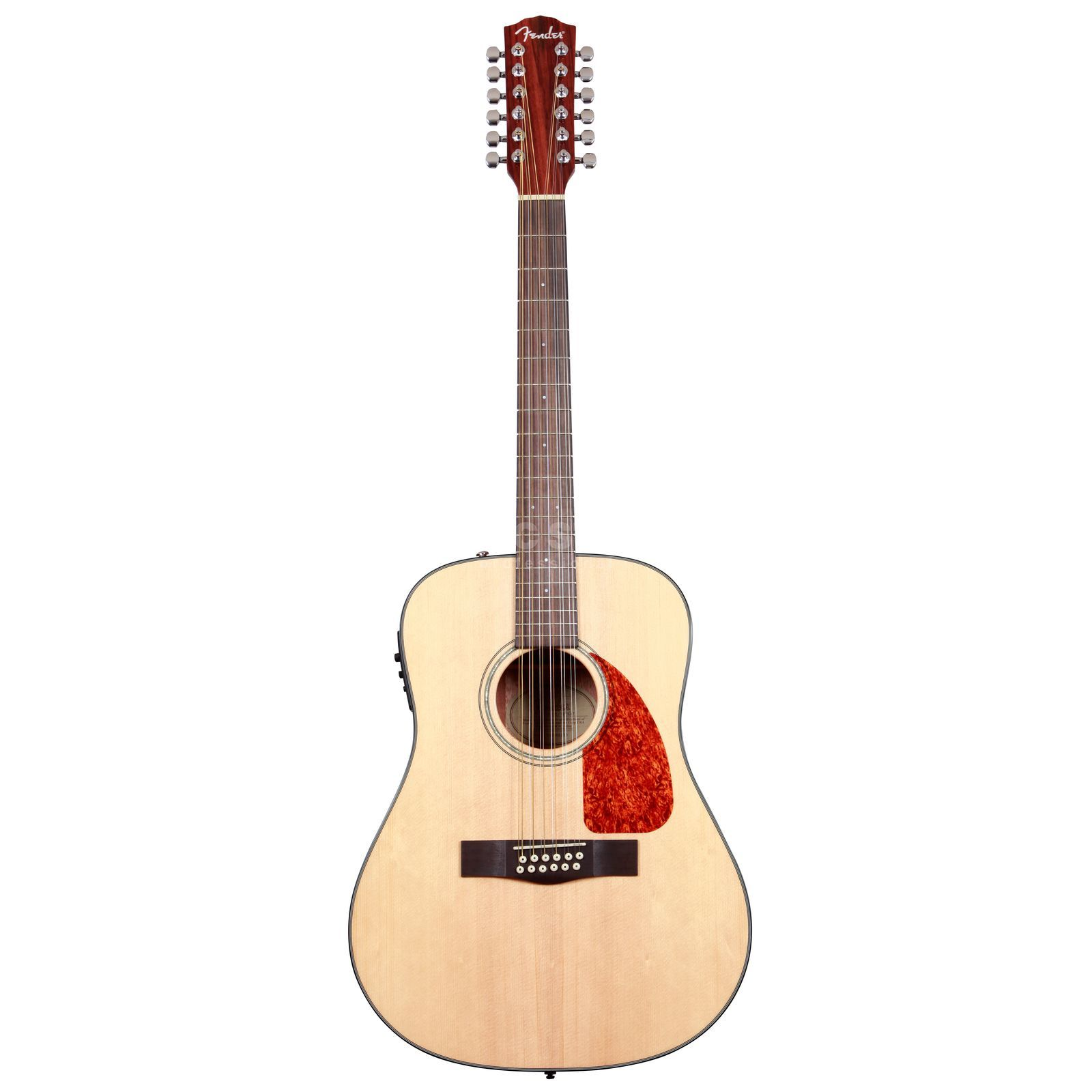 Fender CD-160SE-12 NAT 12-String, Natural Produktbild