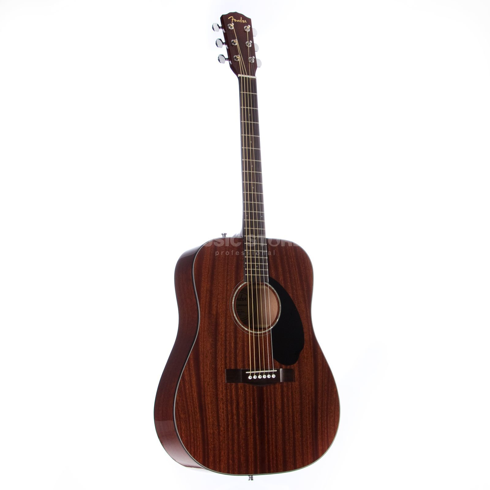Fender CD-60S All Mahogany Natural Productafbeelding