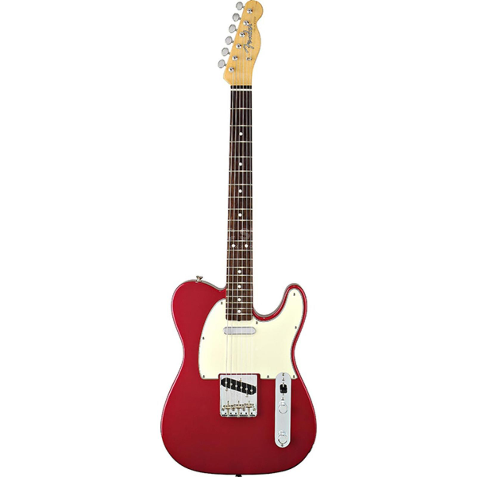 Fender Classic '60s Tele RW CAR Candy Apple Red Produktbild