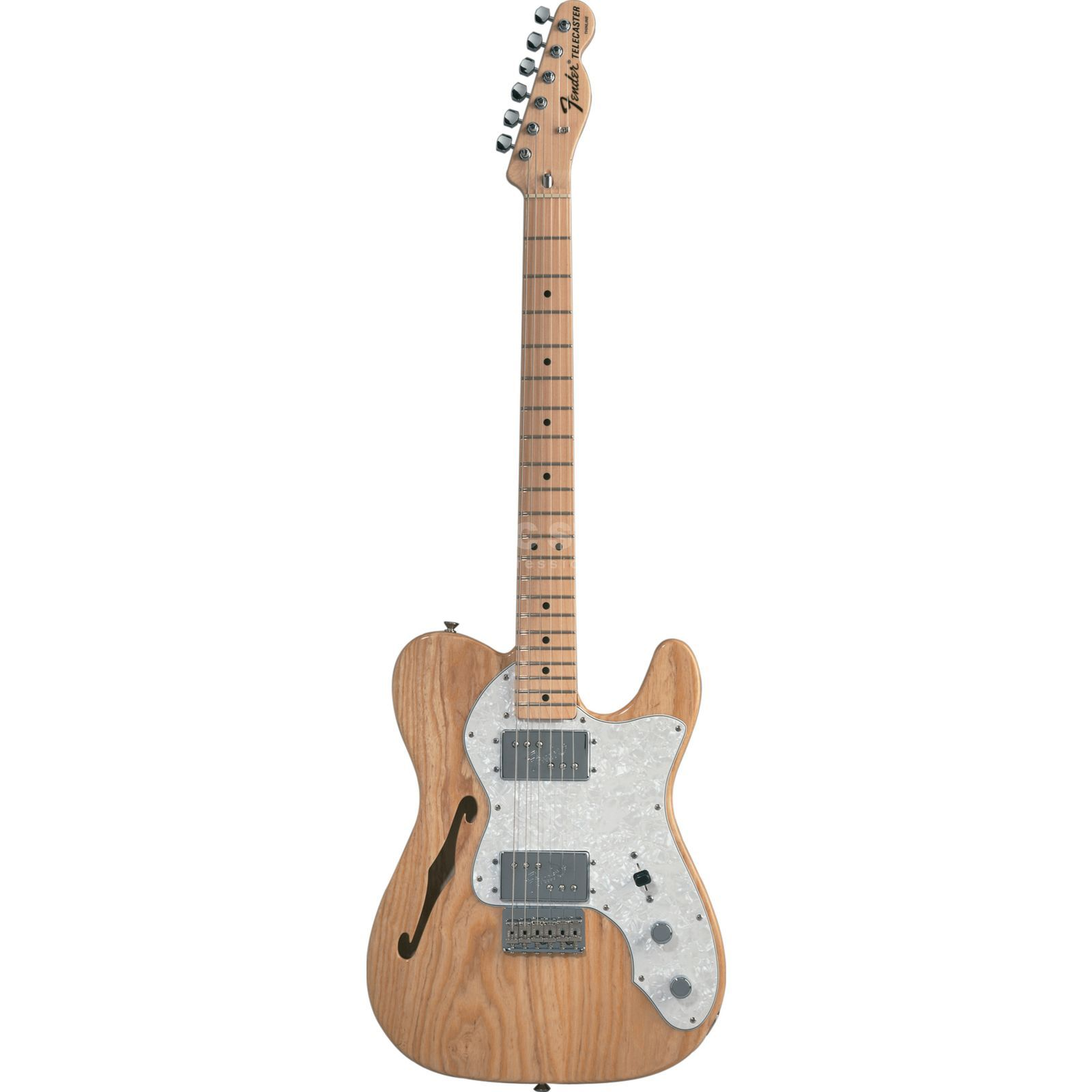 Fender Classic '72 Tele Thinline MN Natural Produktbild