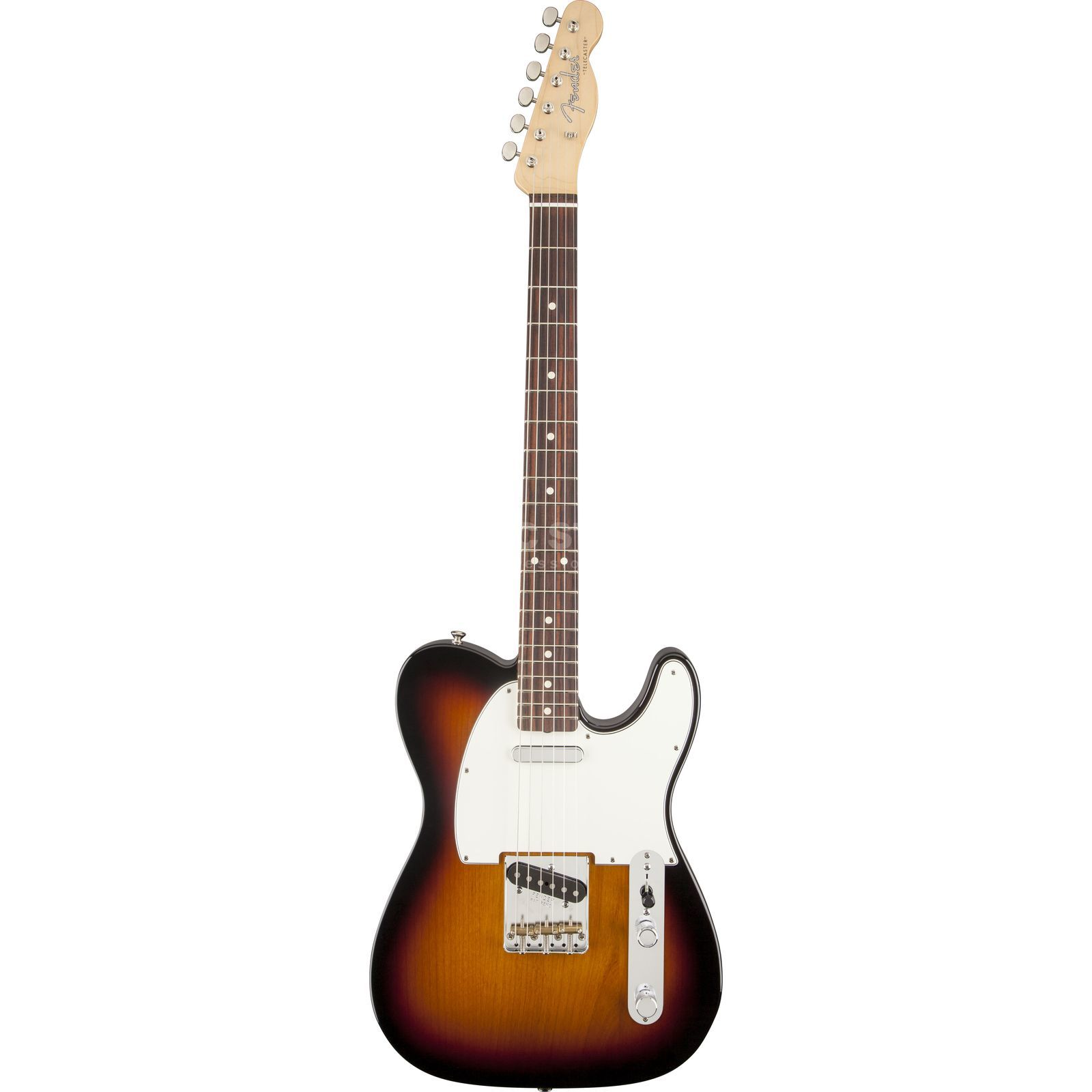 Fender Classic Player Baja '60s Telecaster RW 3-Color Sunburst Produktbild