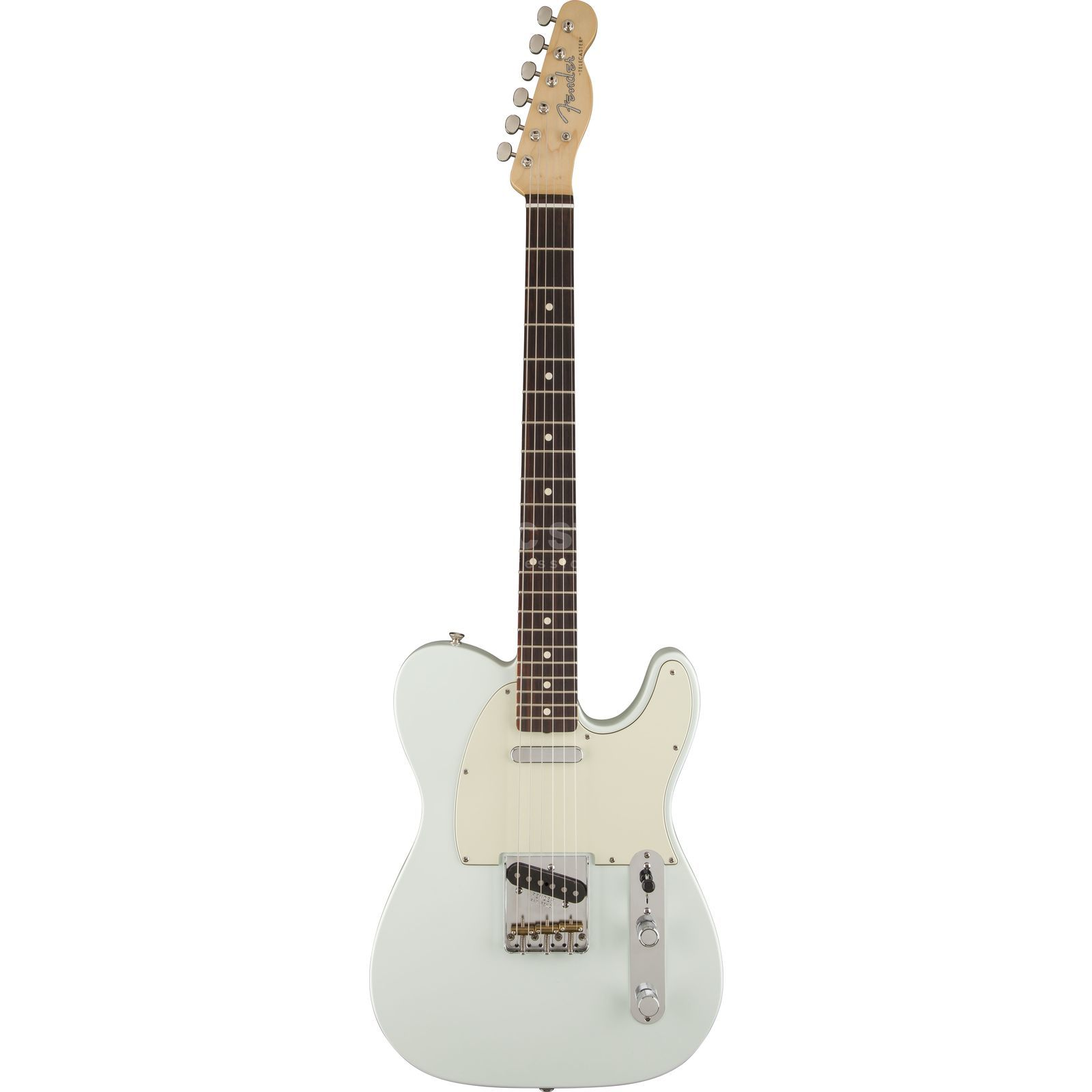 Fender Classic Player Baja '60s Telecaster RW Faded Sonic Blue Produktbillede