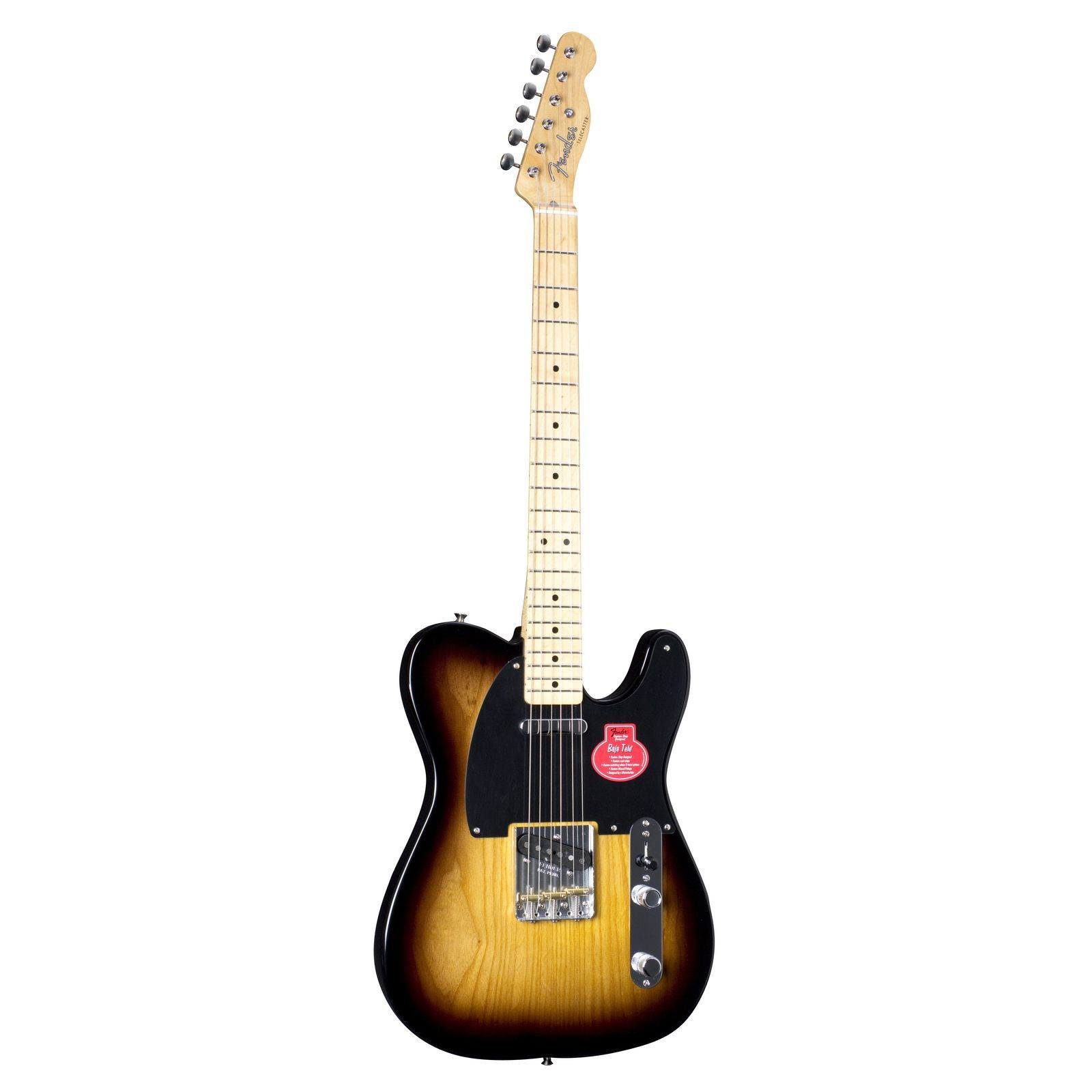 Fender Classic Player Baja Telecaster MN 2-Color Sunburst Produktbild