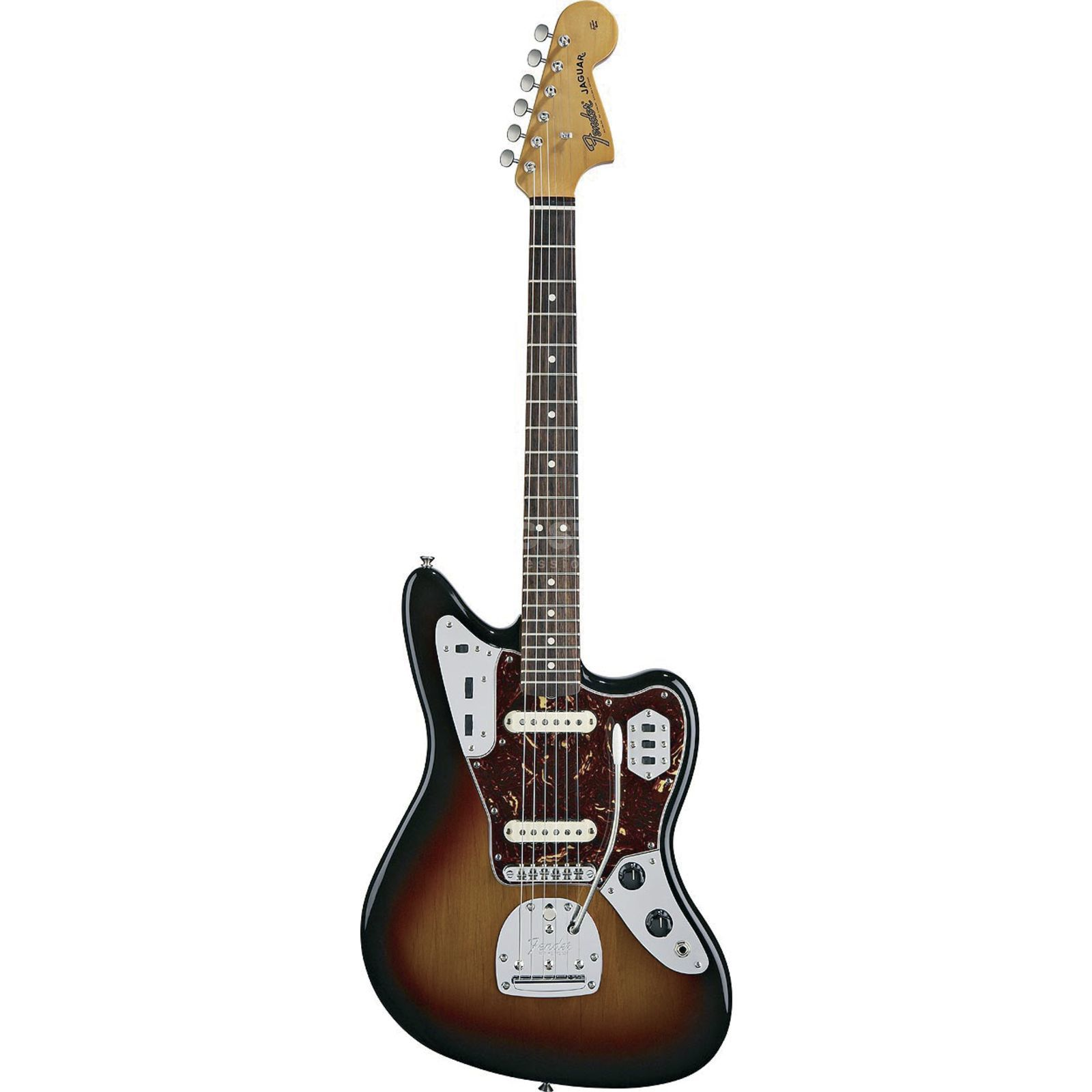 Fender Classic Player Jaguar Special 3-Color Sunburst Produktbillede