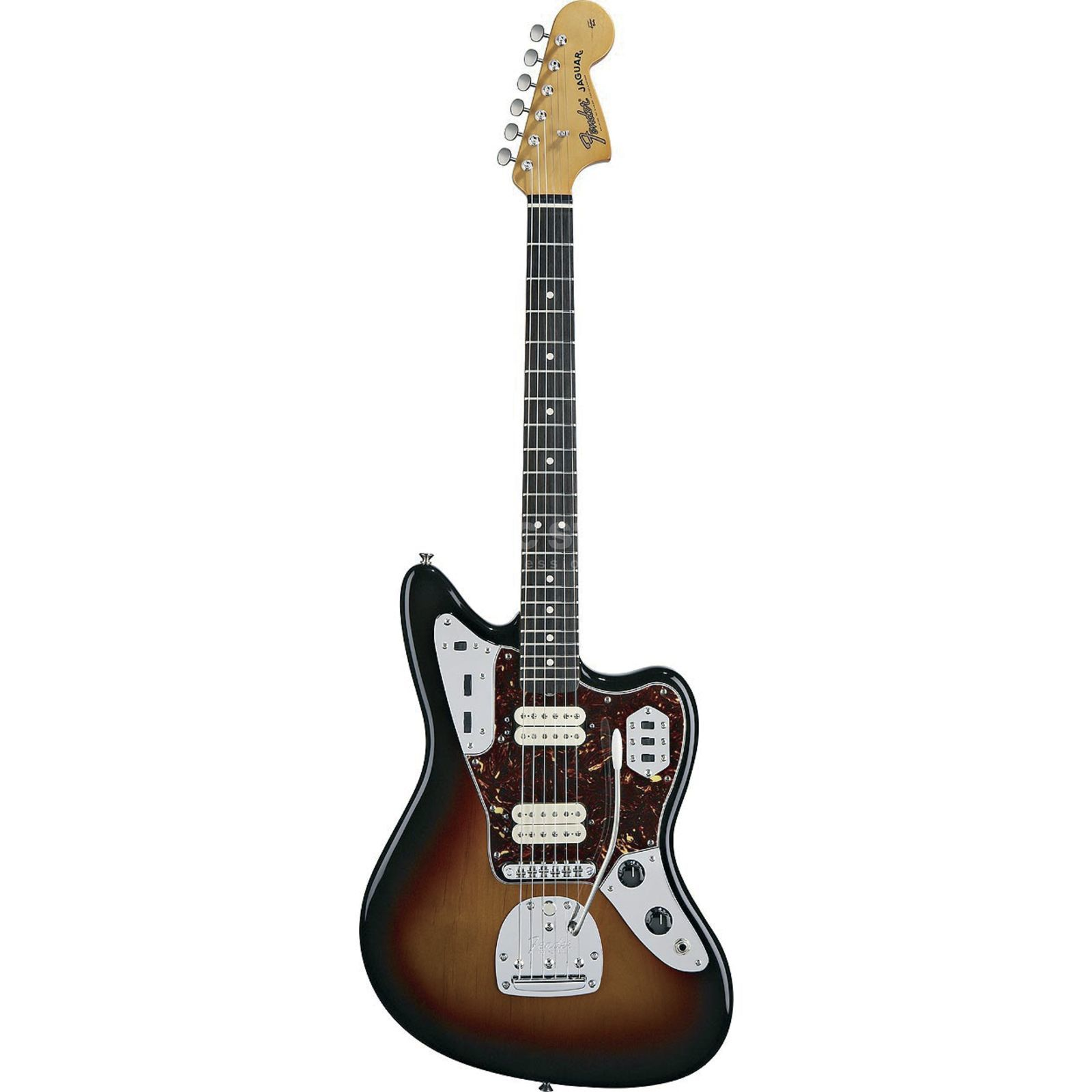 Fender Classic Player Jaguar Special HH RW 3-Color Sunburst Produktbild