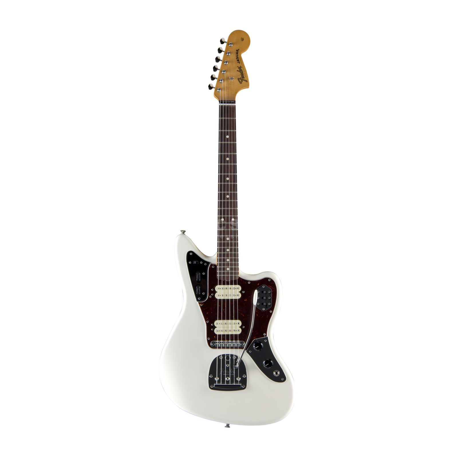 Fender Classic Player Jaguar Special HH RW Olympic White Produktbild