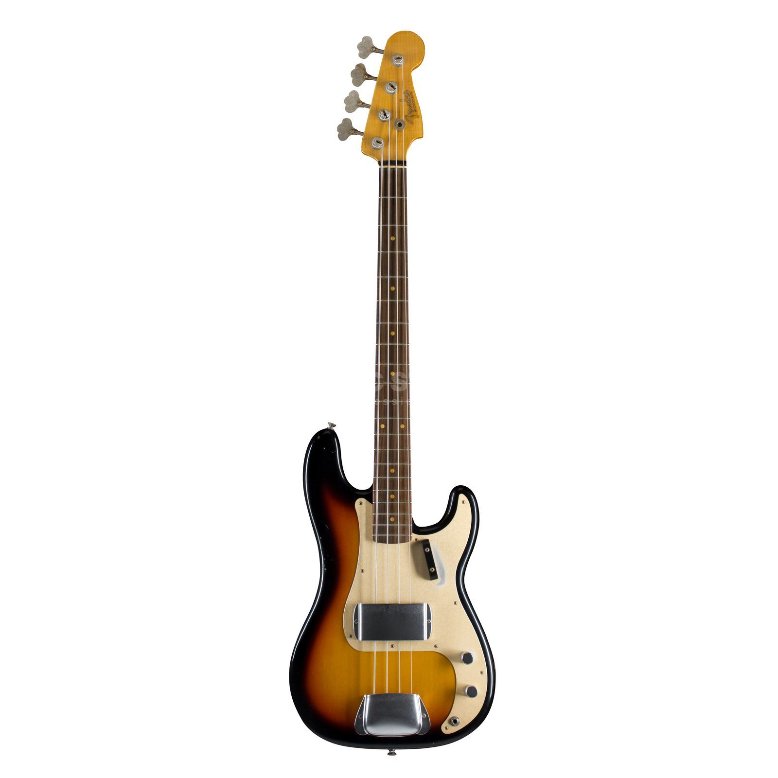 Fender CS '59 P-Bass Journeyman RW Faded 3-Tone-SB, S#:R79307 Produktbild
