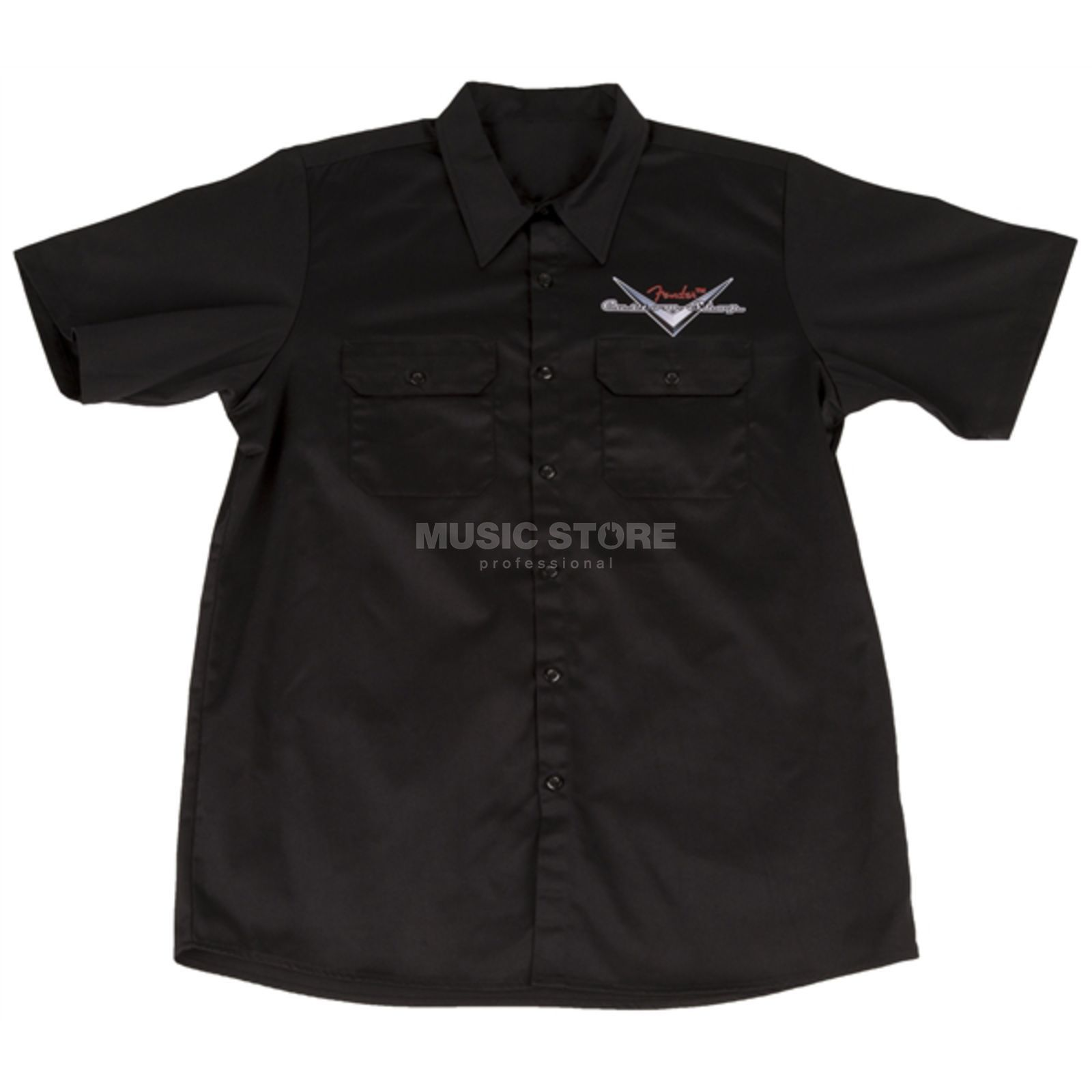 Fender Custom Shop Workshirt M Productafbeelding
