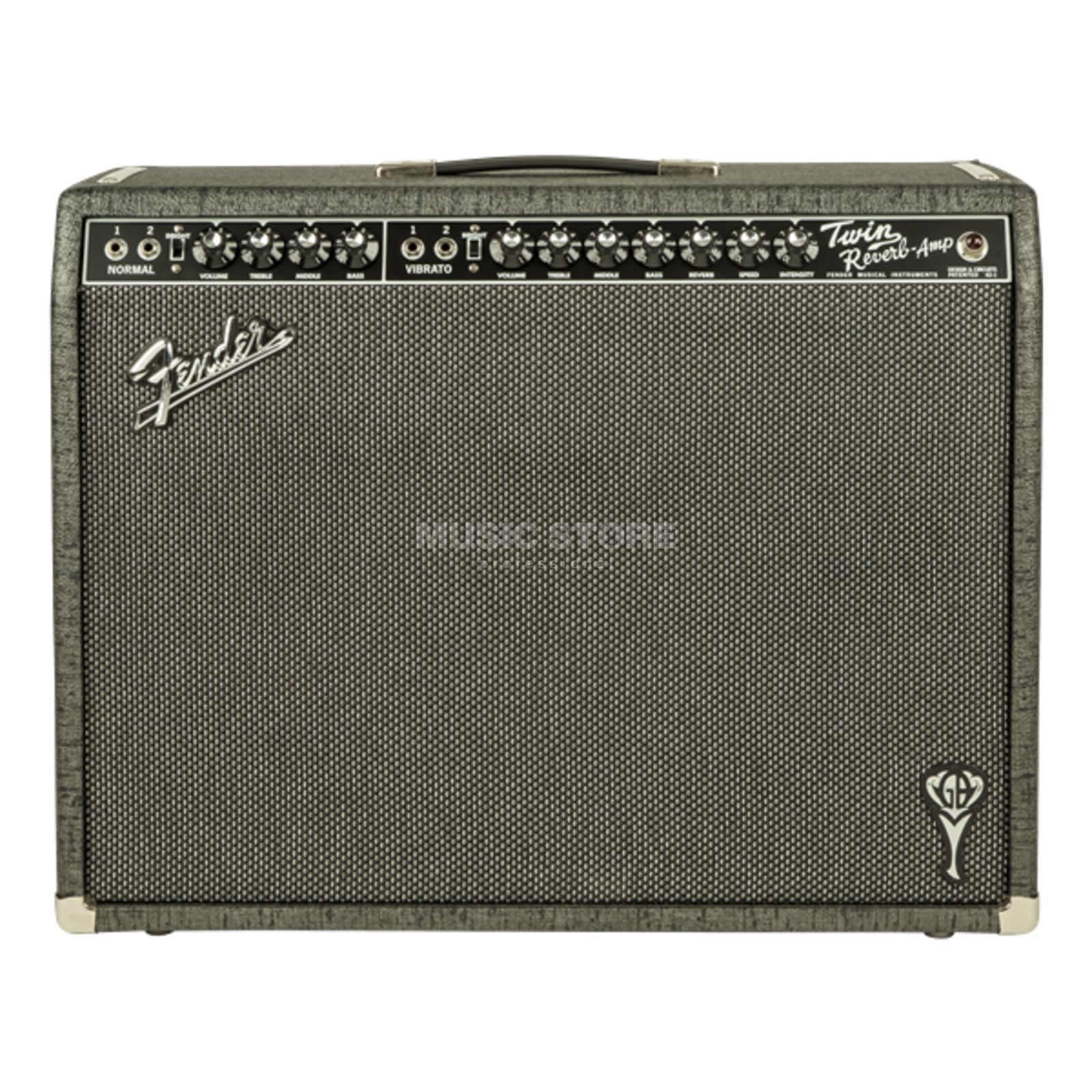Fender George Benson Twin Reverb Product Image