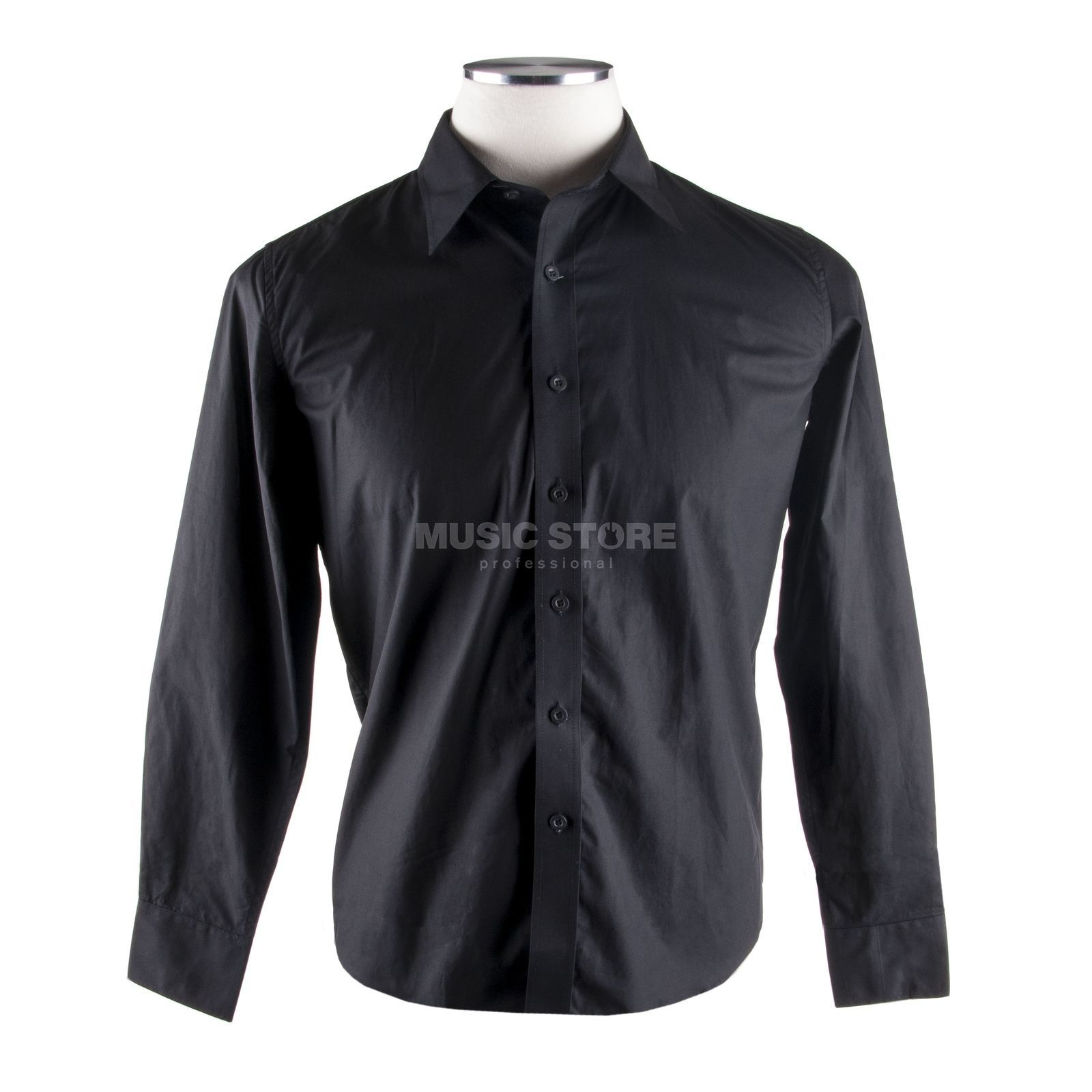 Fender Long Sleeve Shirt L Black Produktbillede