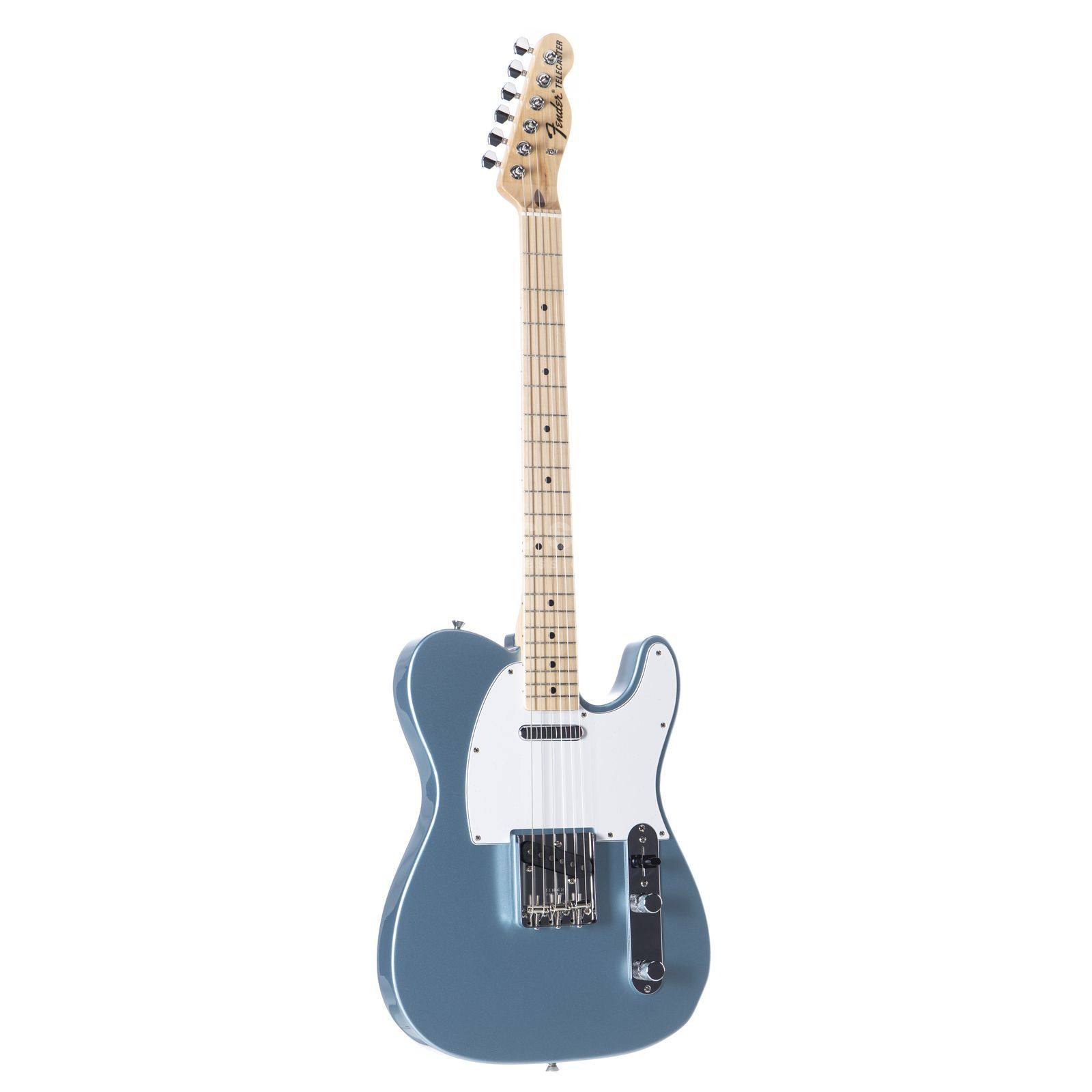 Fender made in japan traditional 70s telecaster mn blue ice metallic publicscrutiny Gallery