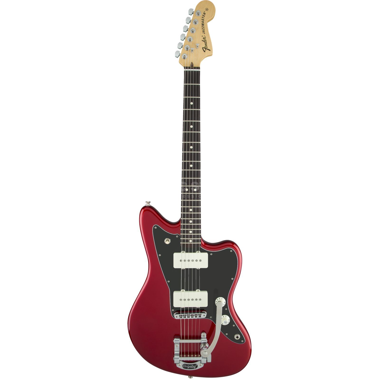 Fender Magnificent 7 American Special Jazzmaster Bigsby Candy Apple Red Produktbild