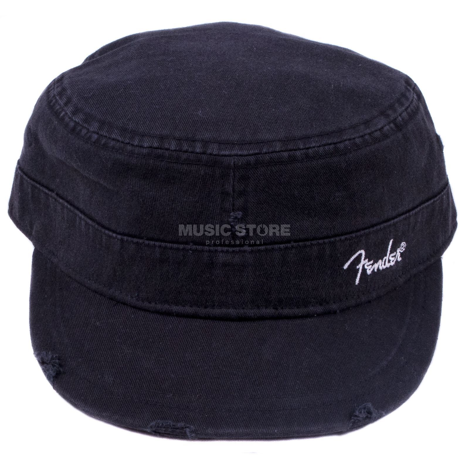 Fender Military Cap L/XL Black Produktbillede