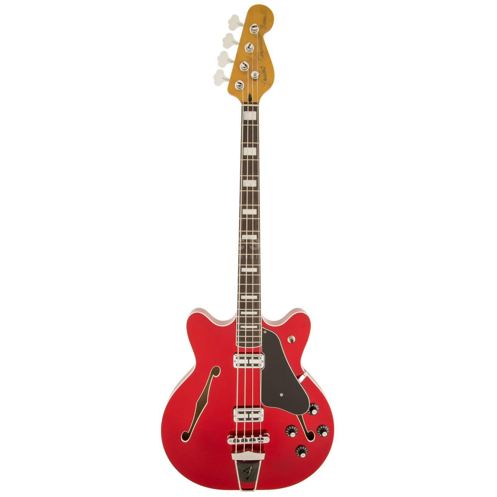 Fender Modern Player Coronado Bass Candy Apple Red Produktbild
