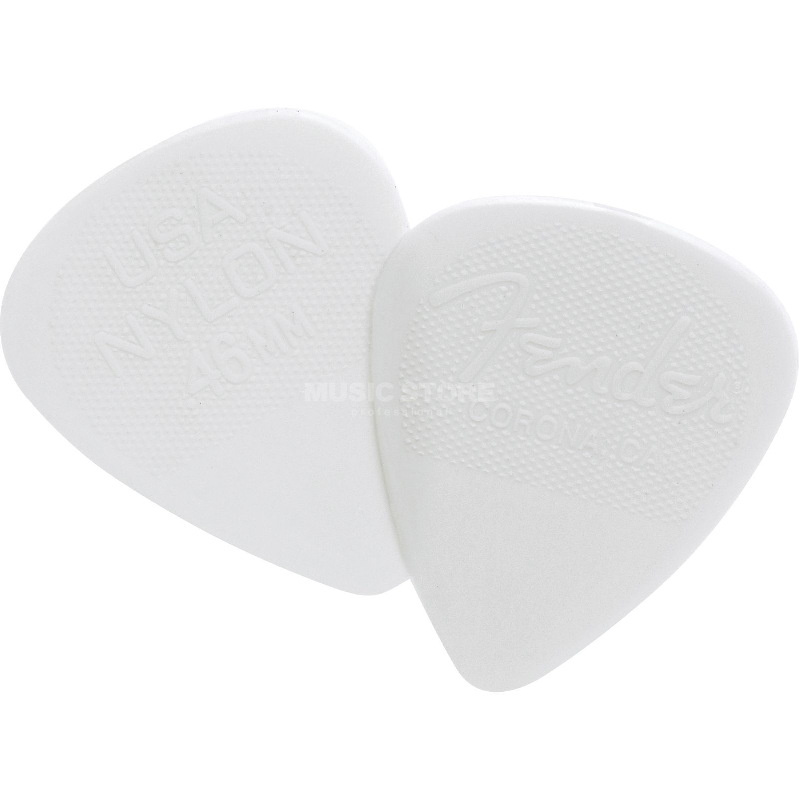 Fender Nylon Picks 12er Set 0,46 Produktbild
