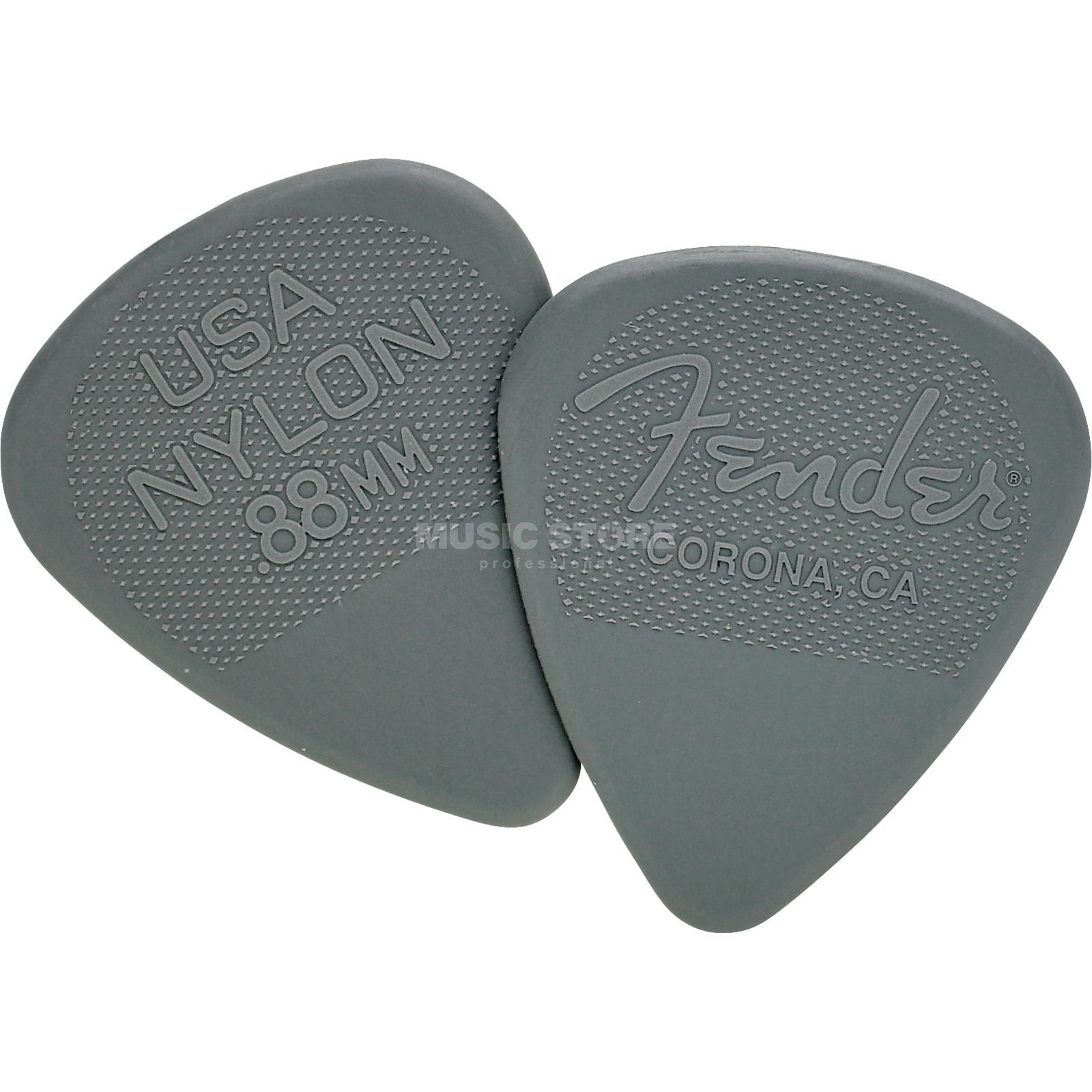 Fender Nylon Picks 12er Set 0,88 Produktbild
