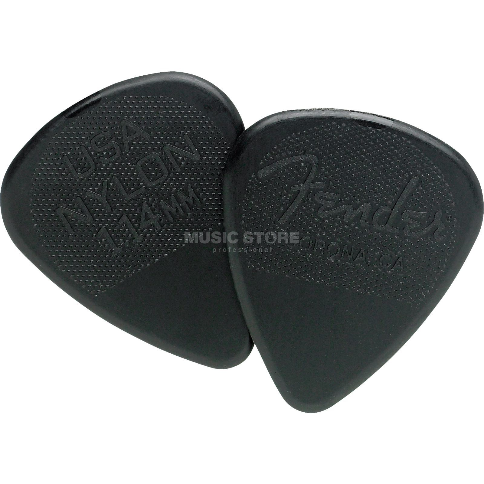 Fender Nylon Picks 12er Set 1,14 Produktbild