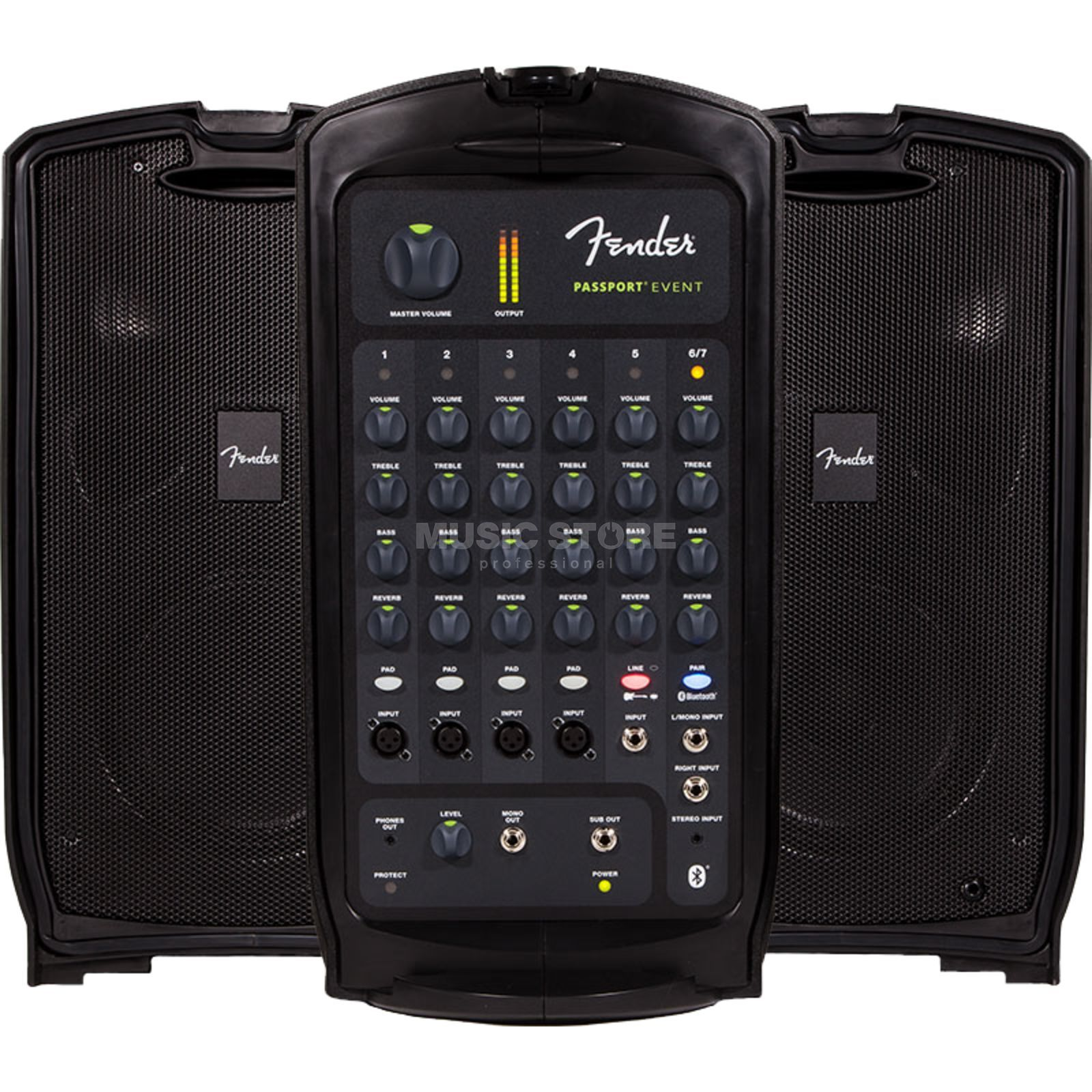 Fender Passport Event 375 Watt Kompakt-PA Produktbild