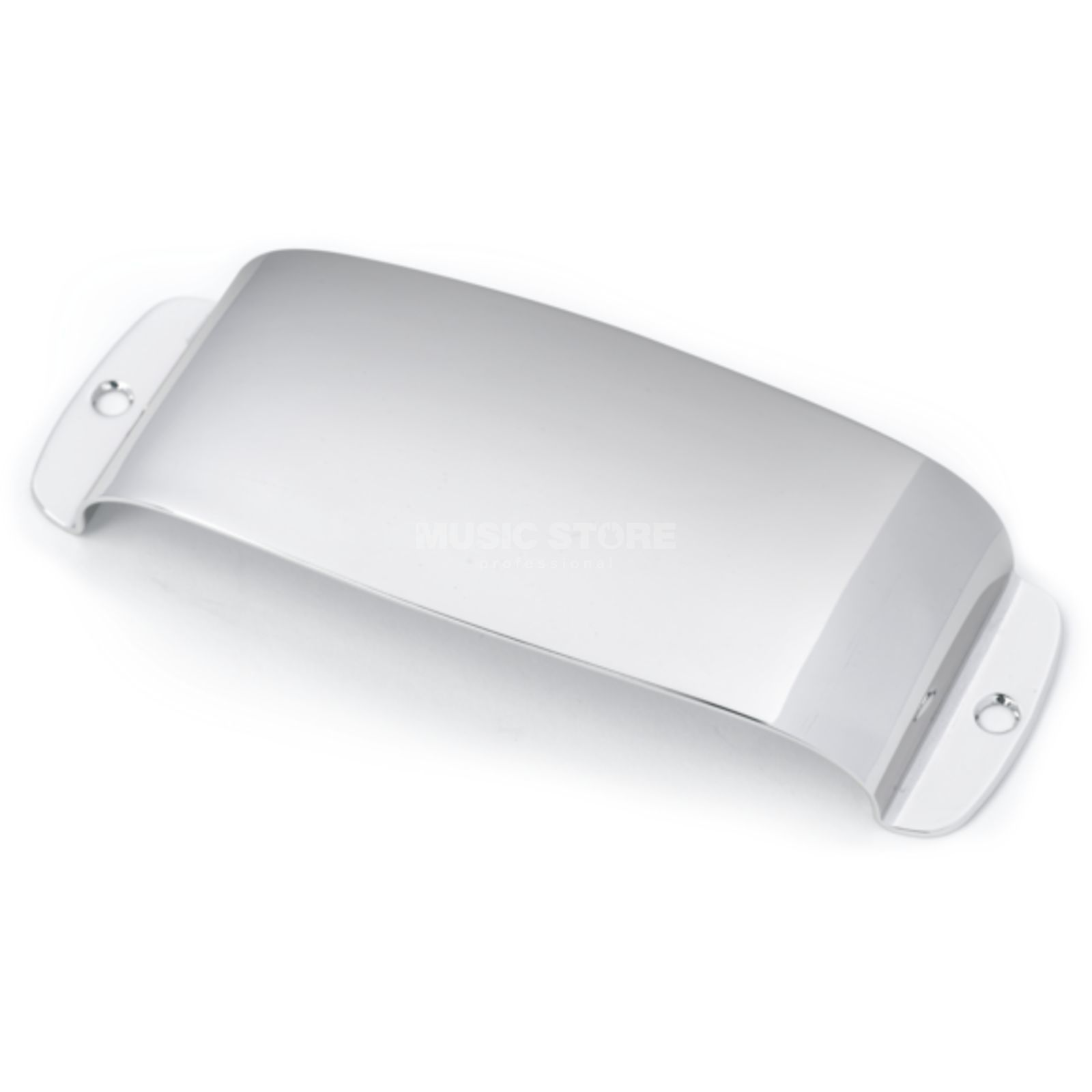 Fender Pickup Cover Jazz bas Chrome Productafbeelding
