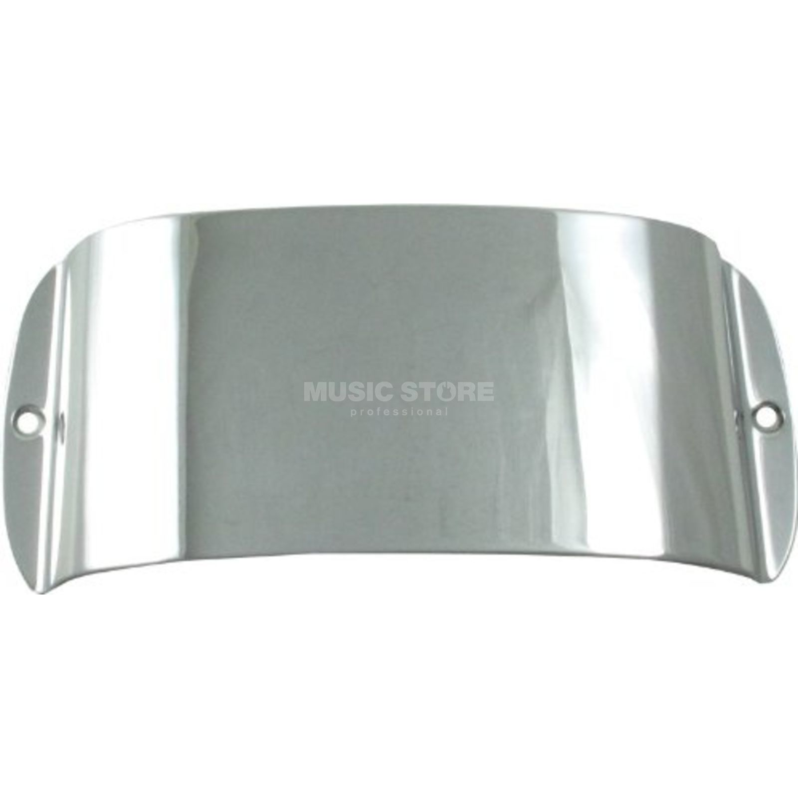 Fender Pickup Cover Precision Bass Chrome Product Image