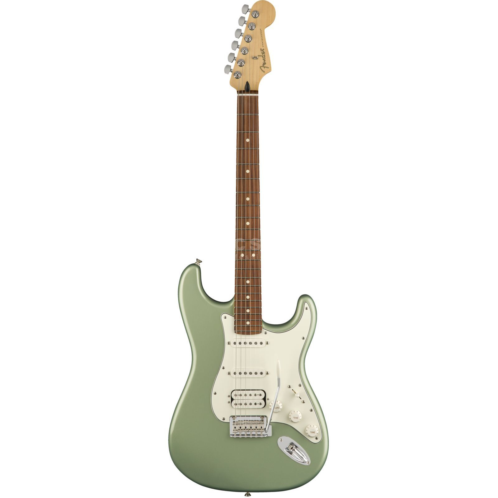 Fender Player Stratocaster HSS PF Sage Green Metallic Product Image