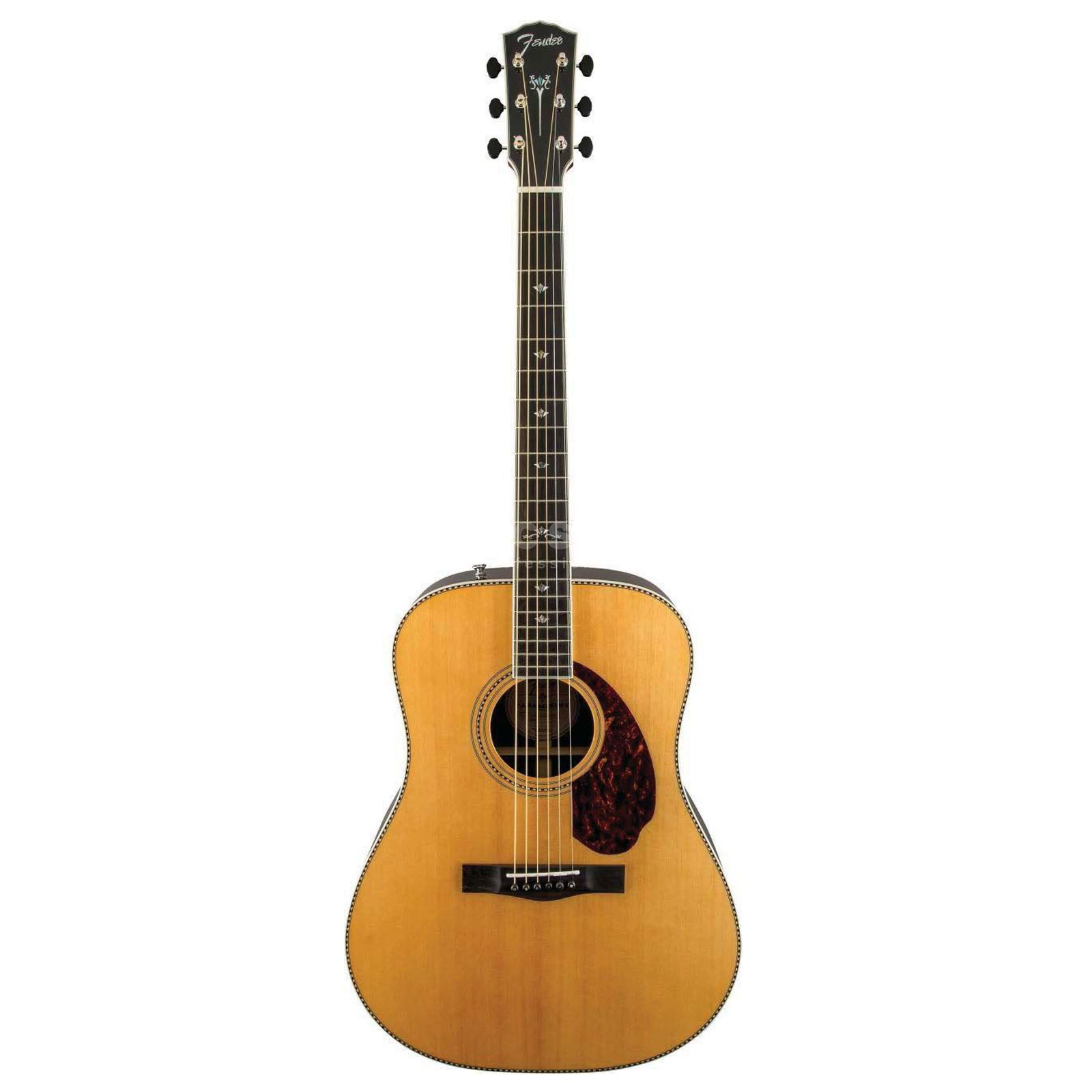 Fender PM-1 Deluxe Dreadnought Natural Produktbillede