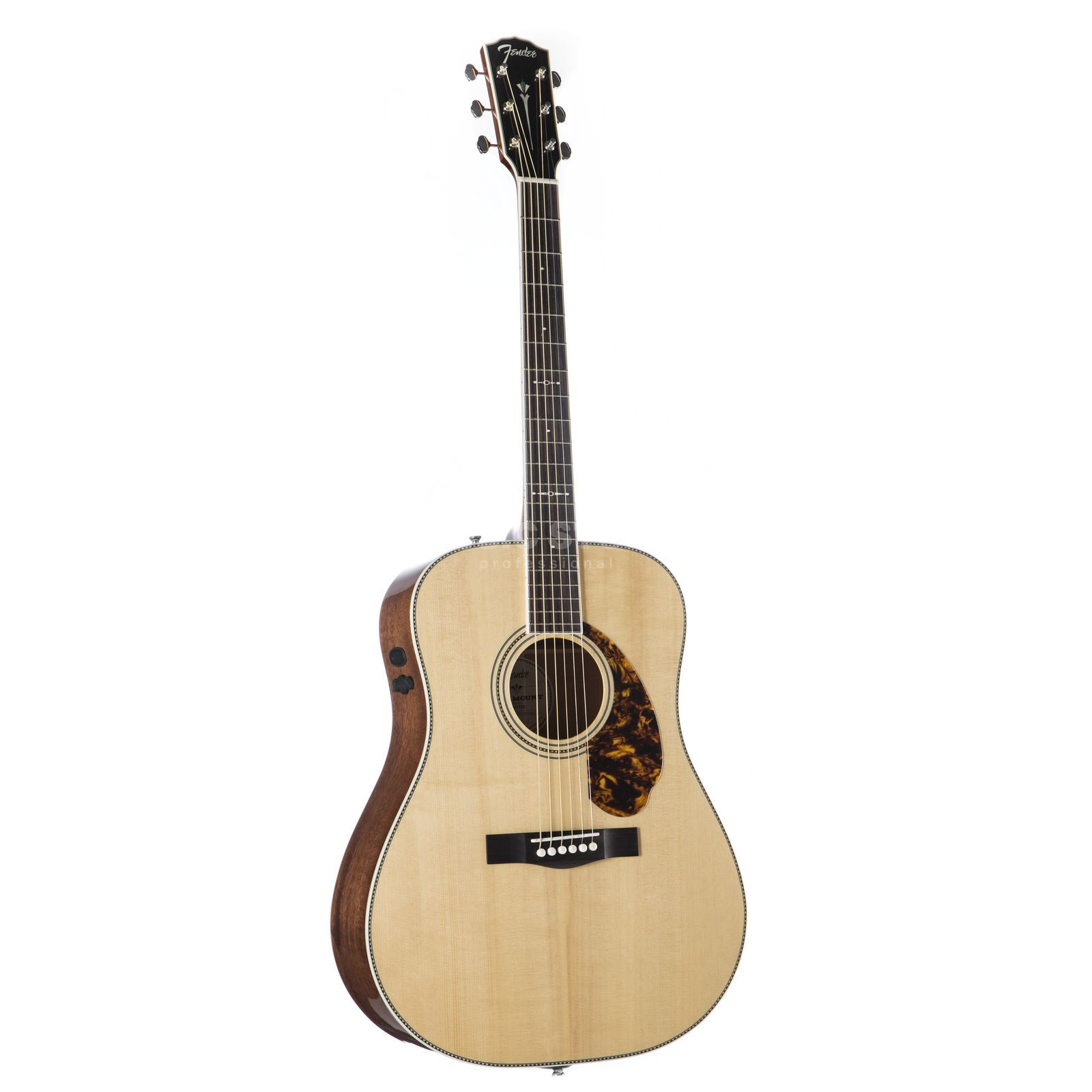 Fender PM-1 Limited Dreadnought Mahogany Product Image