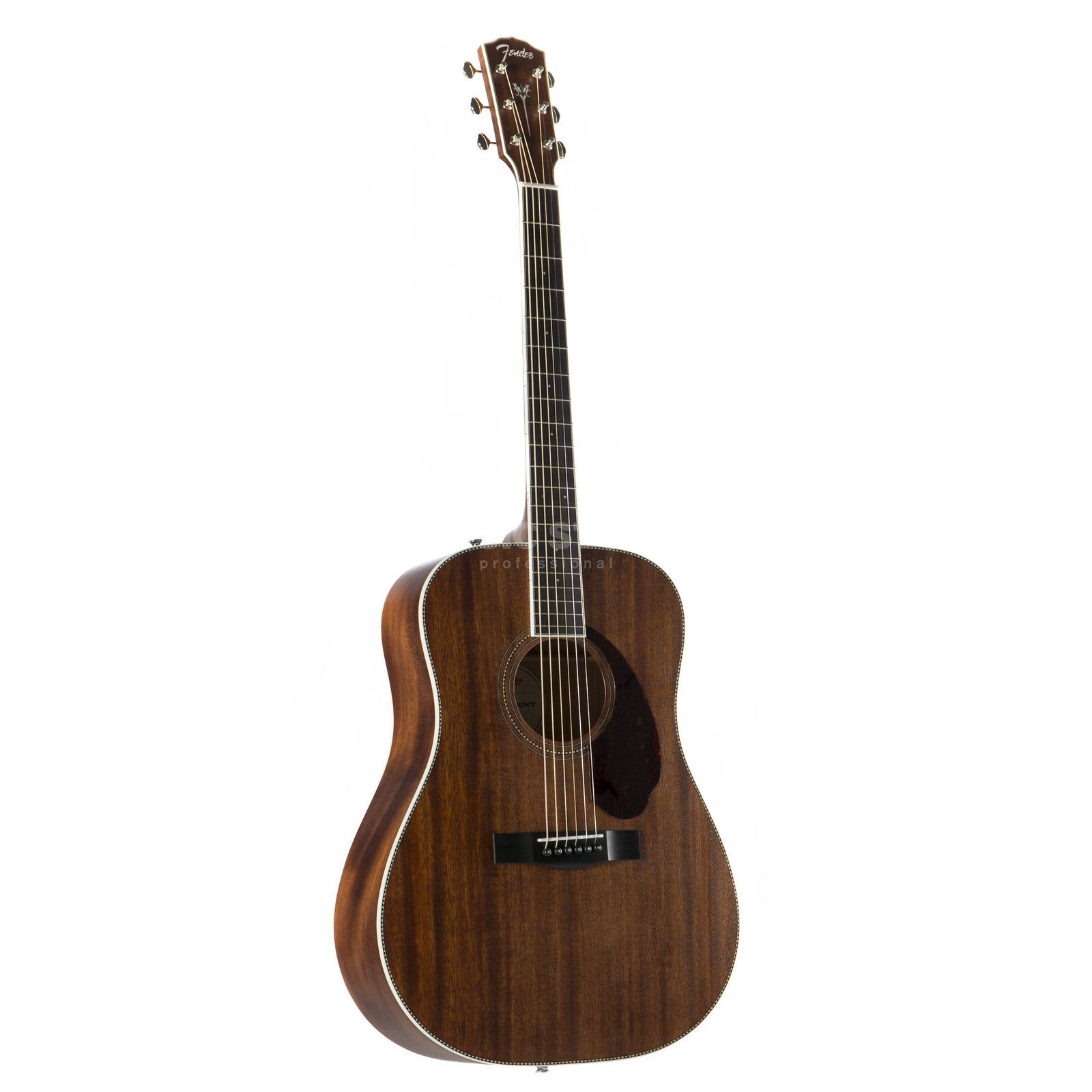 Fender PM-1 Standard All Mahogany Natural Produktbillede