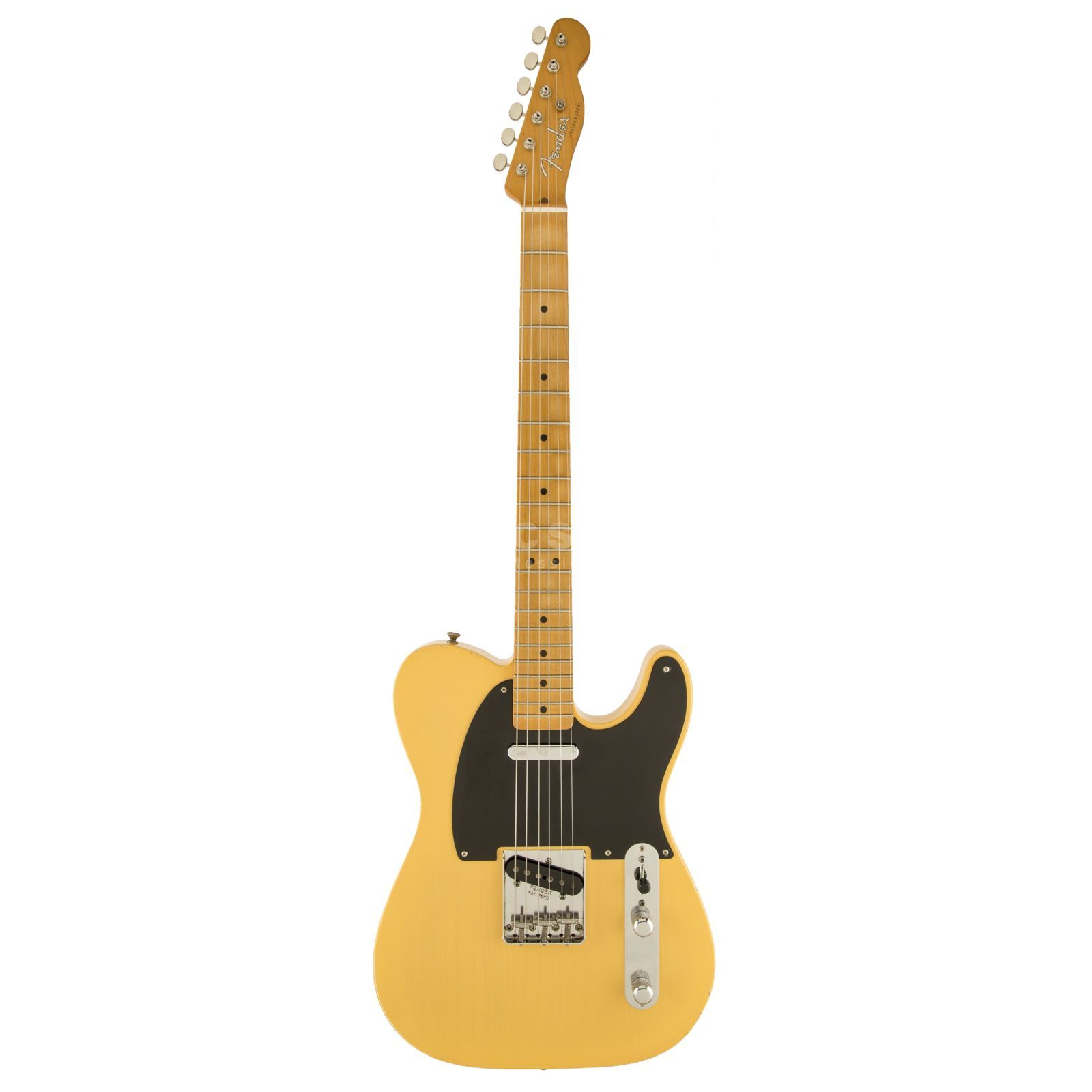 Fender Road Worn 50s Tele MN BL Blonde, inkl. Bag Produktbild