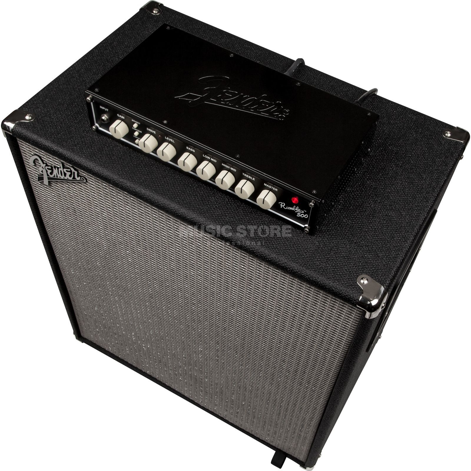 Fender Rumble 500 V3 Head  Productafbeelding
