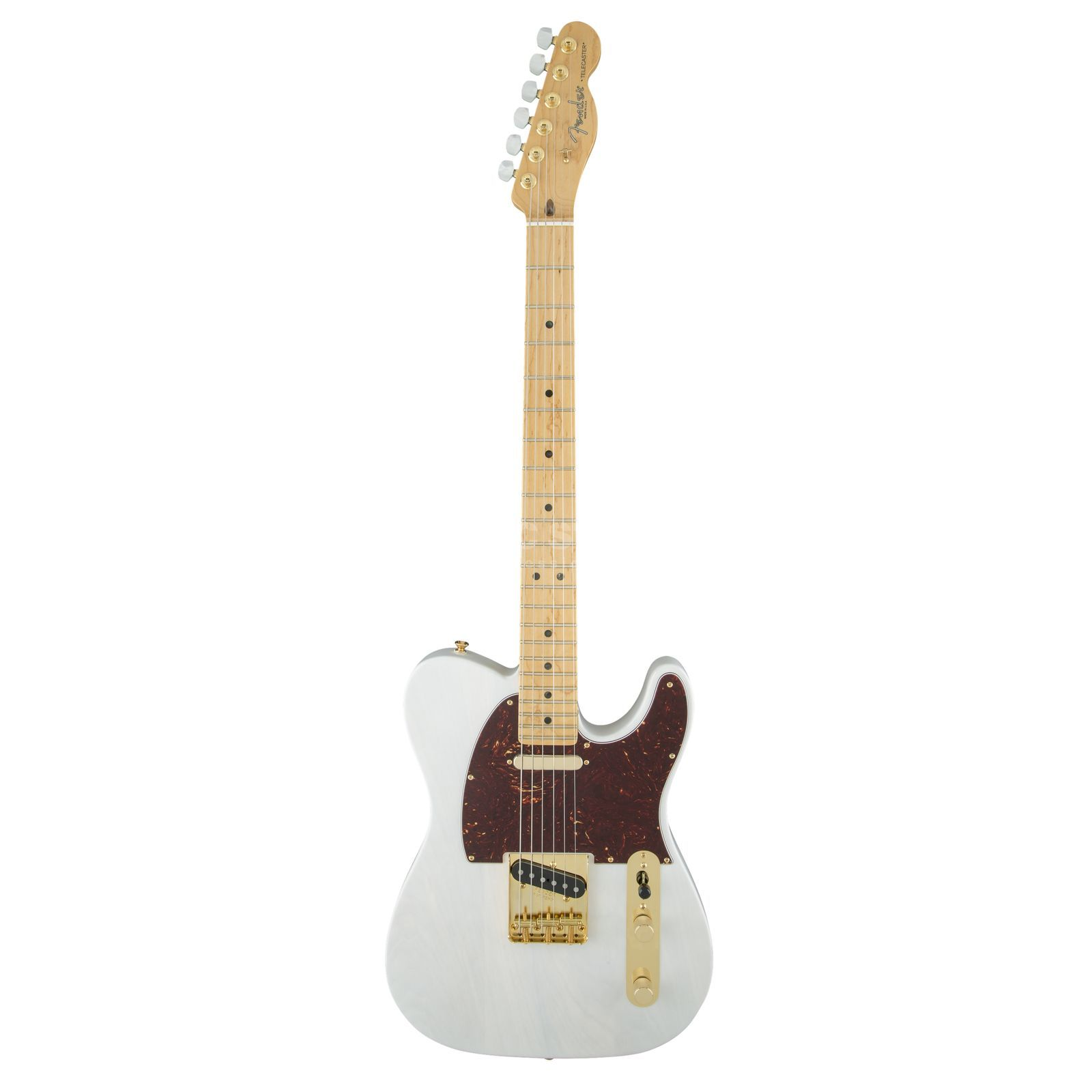 Fender Select Lite Ash Tele DEMO Magnificent 7 Produktbild